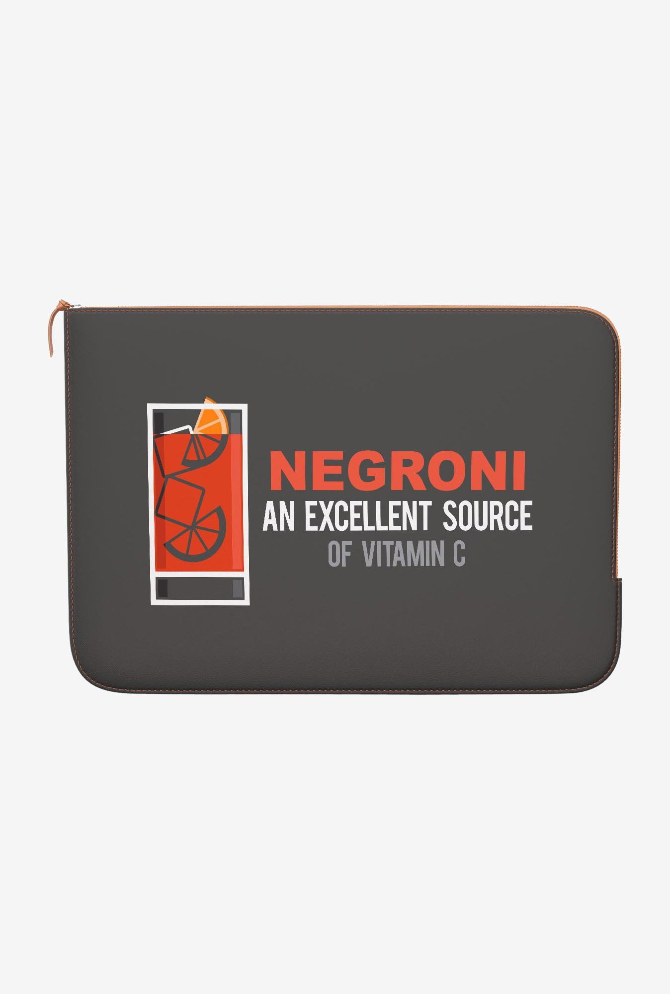 DailyObjects Negroni MacBook 12 Zippered Sleeve