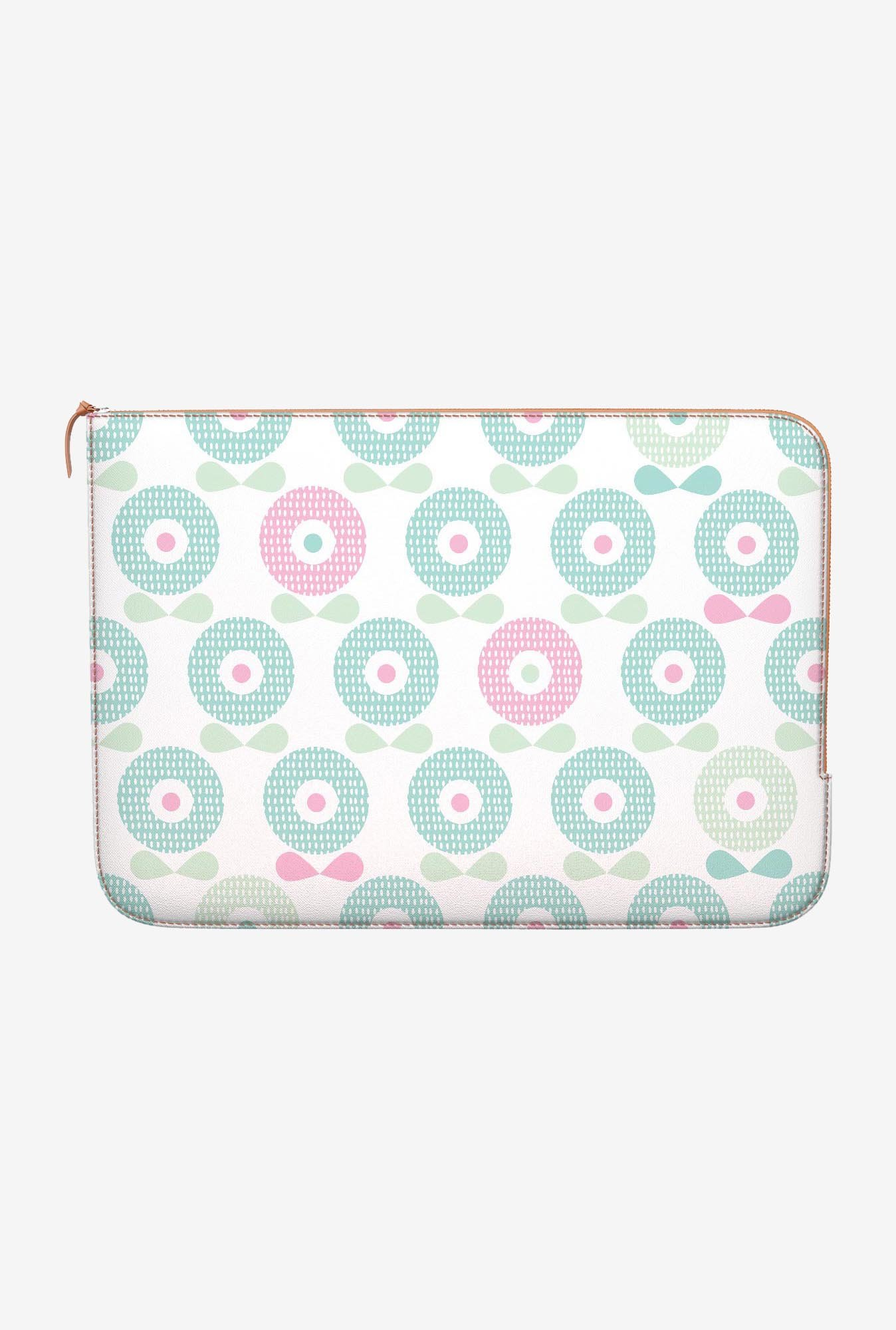 DailyObjects Poppy Flowers MacBook Pro 13 Zippered Sleeve