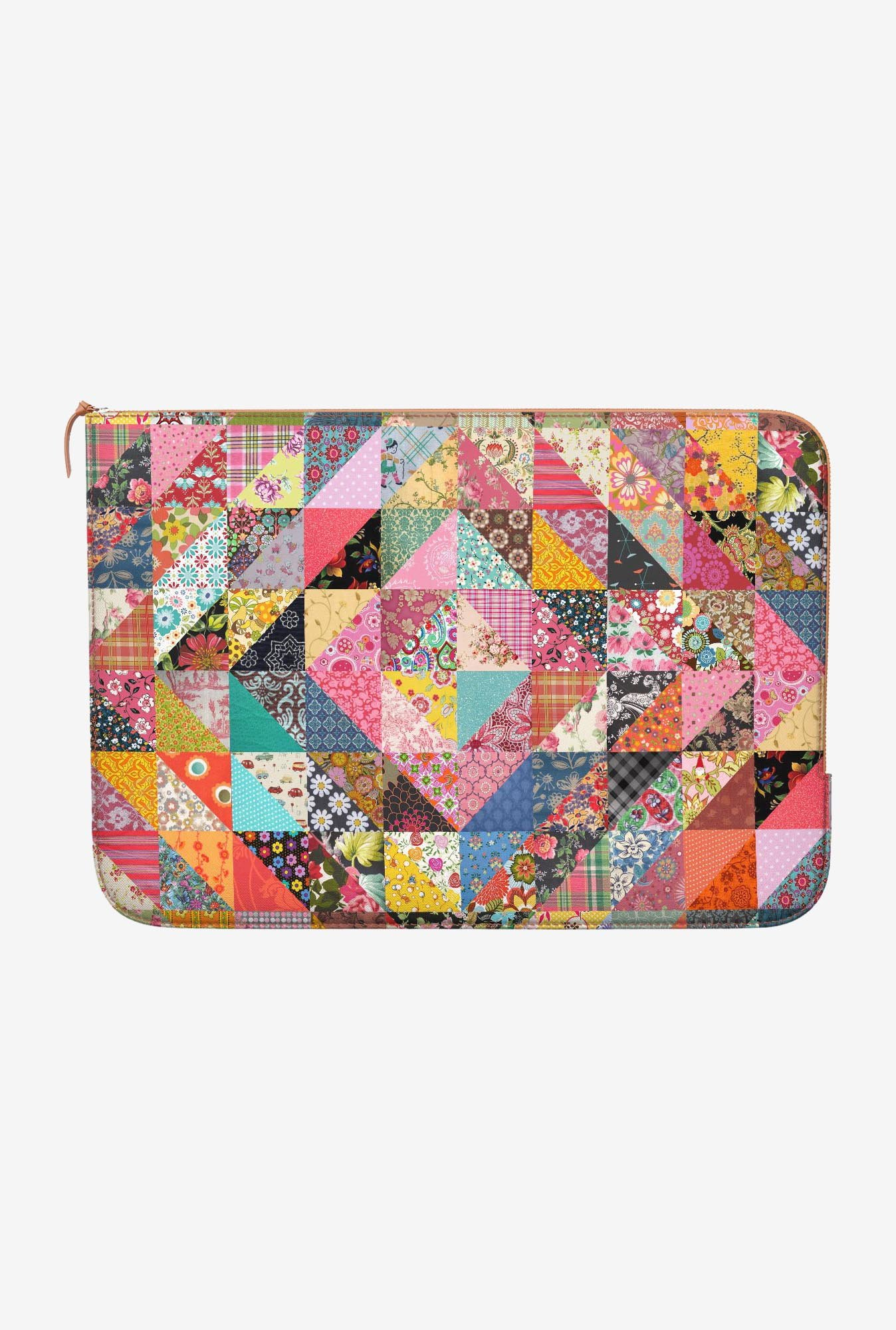 DailyObjects Quilt MacBook 12 Zippered Sleeve