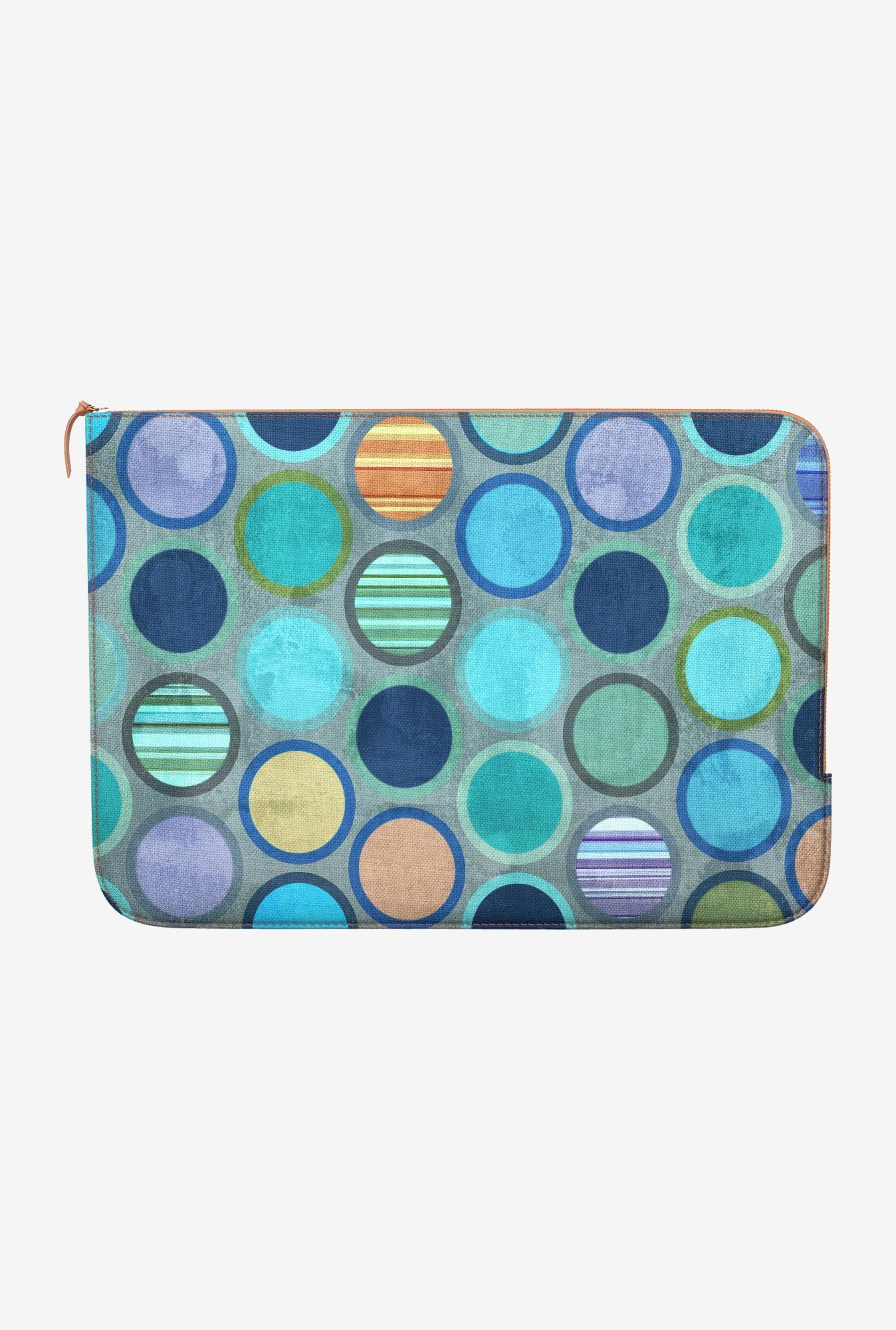 DailyObjects Paint Pots MacBook Pro 15 Zippered Sleeve