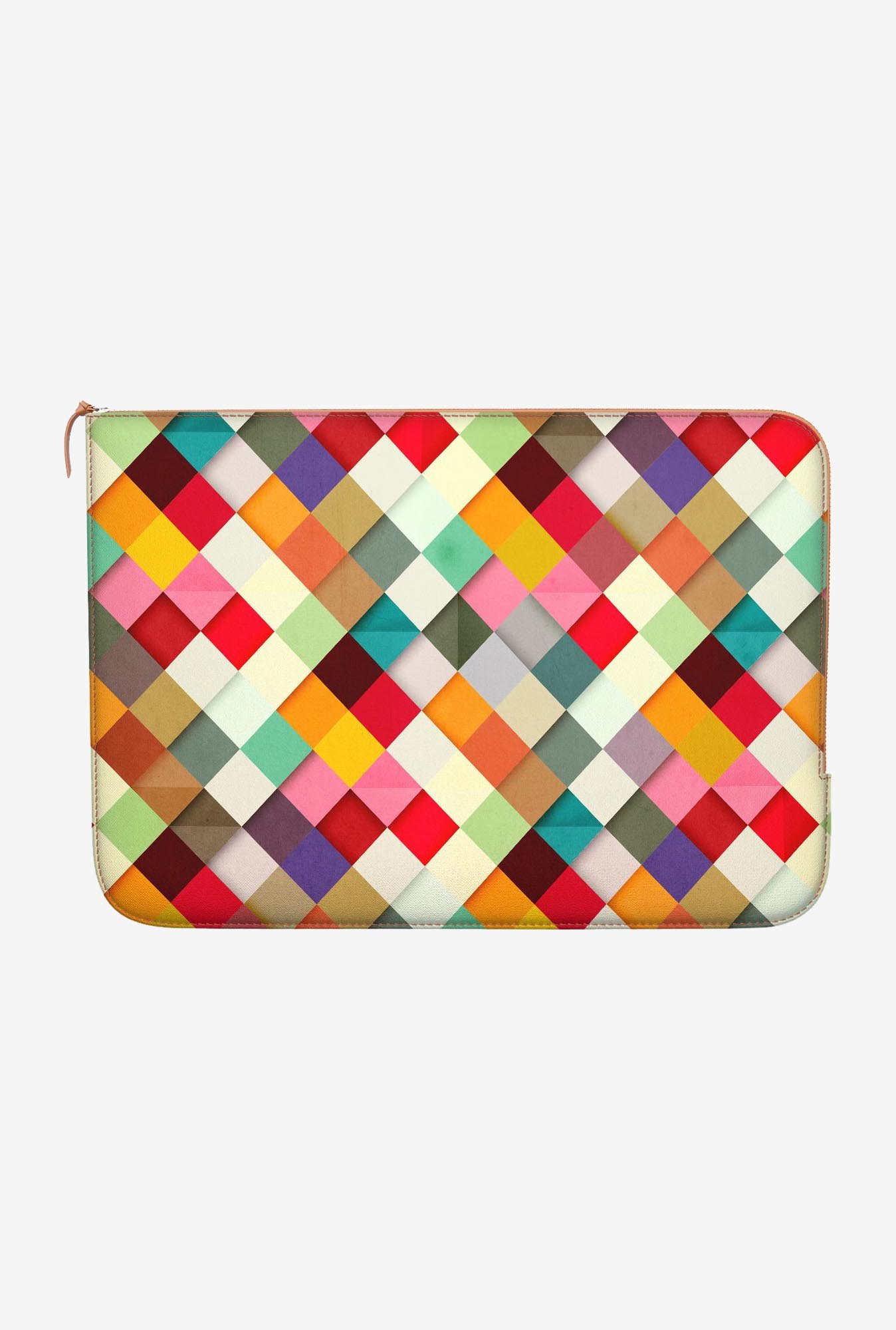DailyObjects Pass this On MacBook Pro 15 Zippered Sleeve