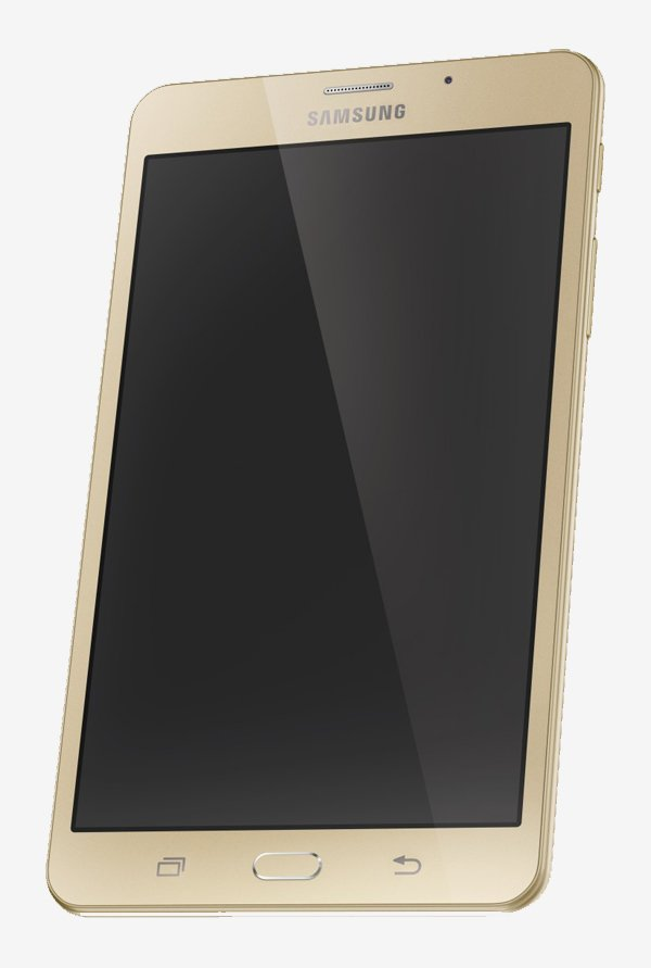 Buy samsung galaxy j max tablet 8 gb voice calling gold for Samsung j tablet price