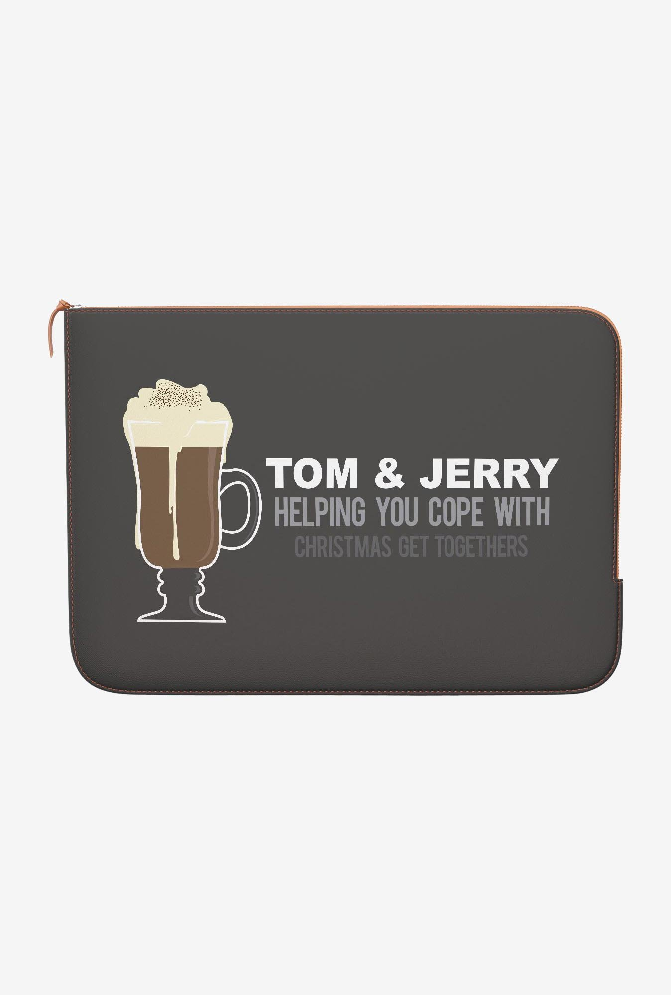 DailyObjects Tom N Jerry MacBook 12 Zippered Sleeve