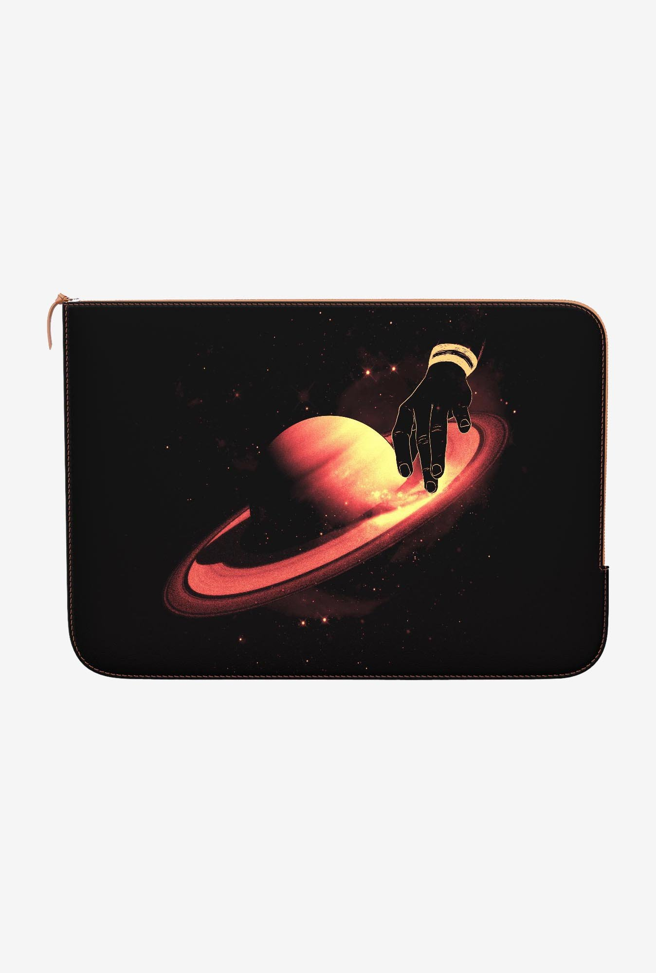 DailyObjects Touch Saturn MacBook 12 Zippered Sleeve
