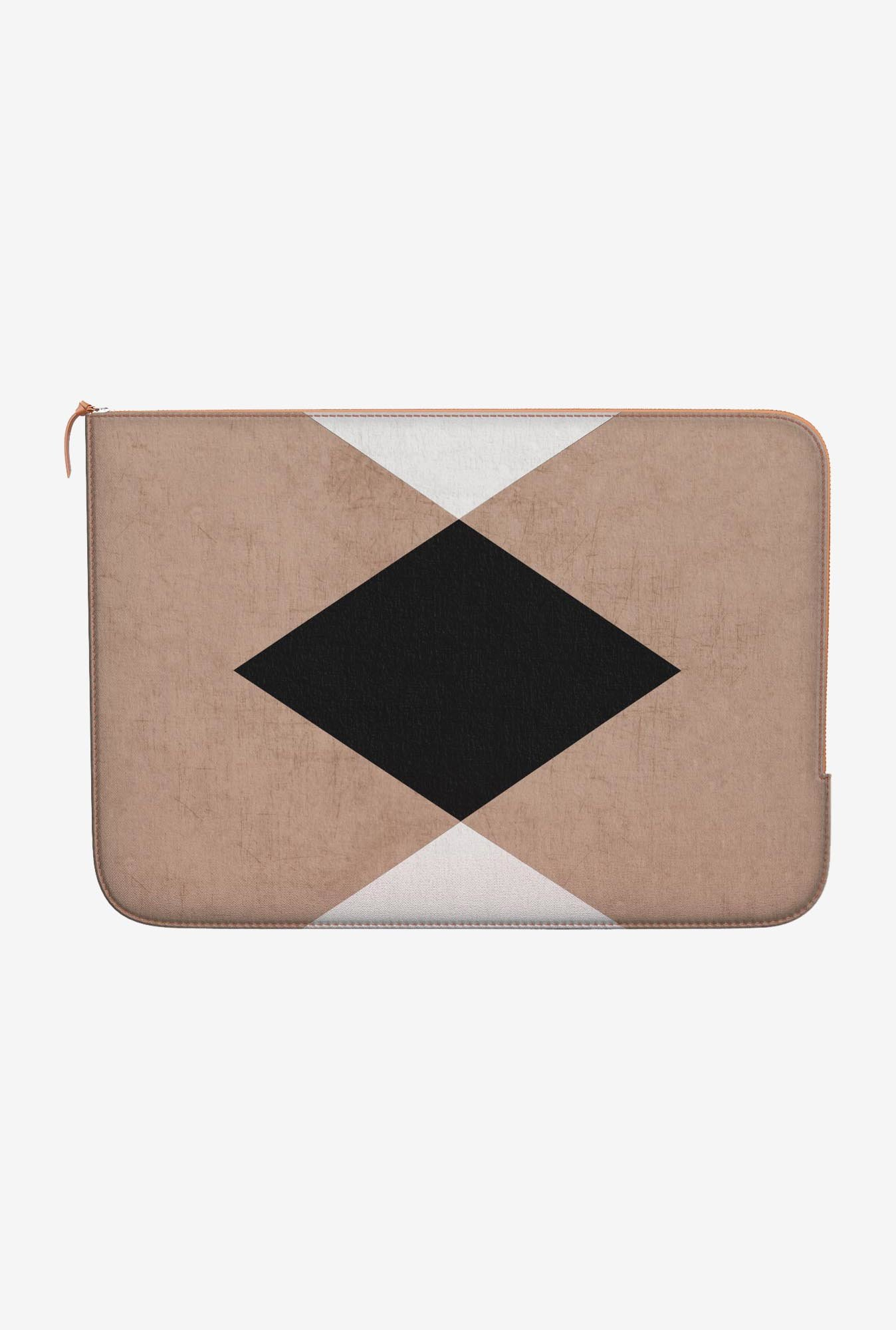 DailyObjects Triangles MacBook Pro 15 Zippered Sleeve