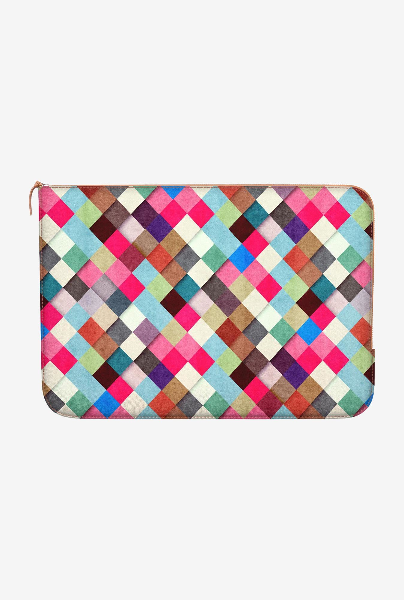 DailyObjects UbriK checker MacBook Air 13 Zippered Sleeve