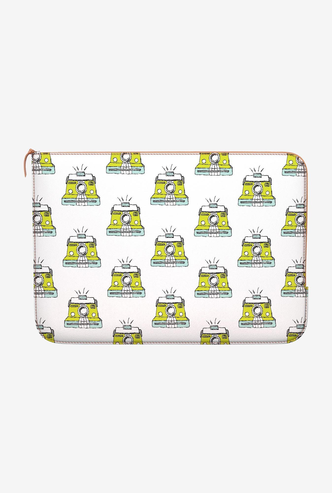 DailyObjects Vintage Camera MacBook Air 13 Zippered Sleeve