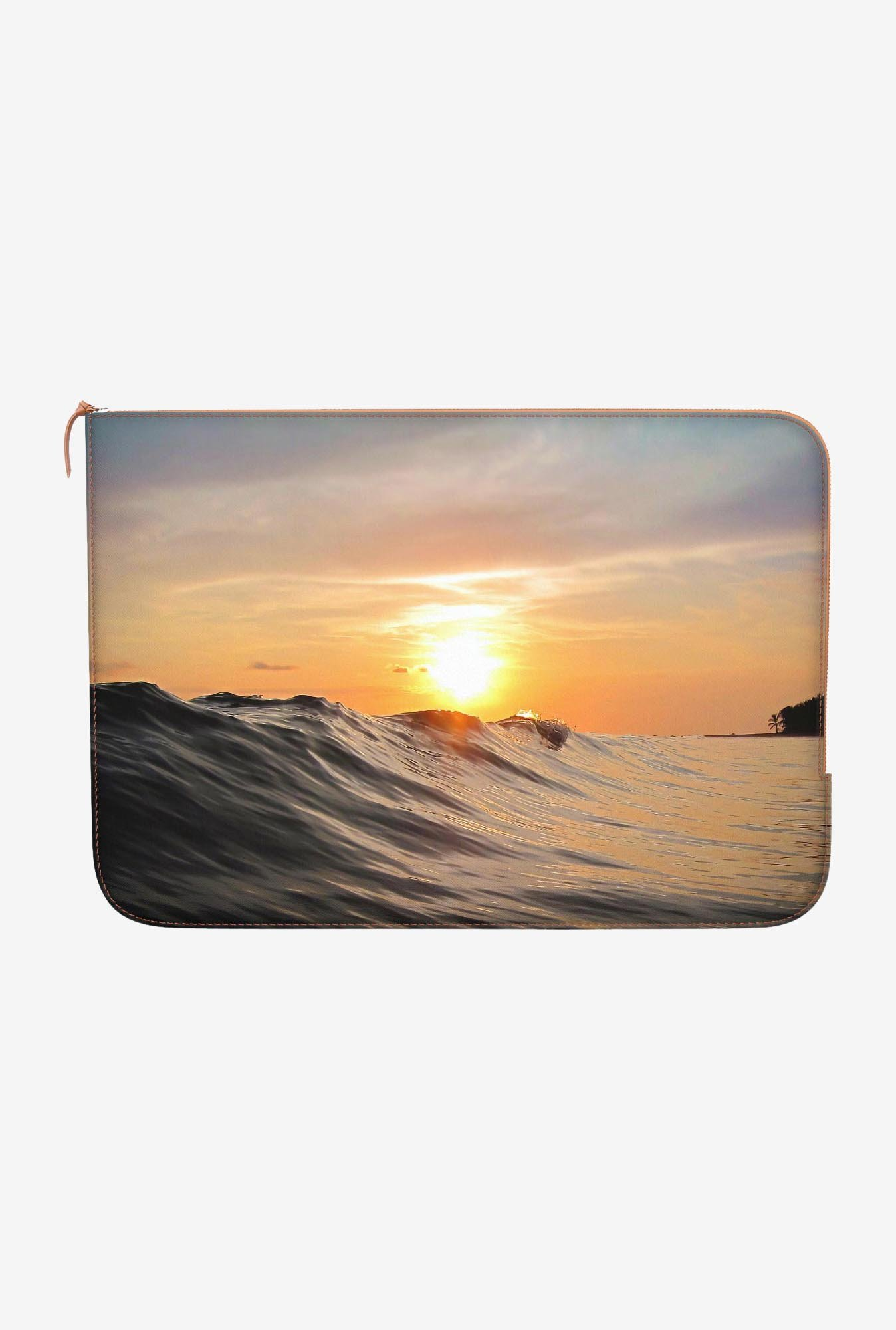 DailyObjects Sunset MacBook Pro 15 Zippered Sleeve