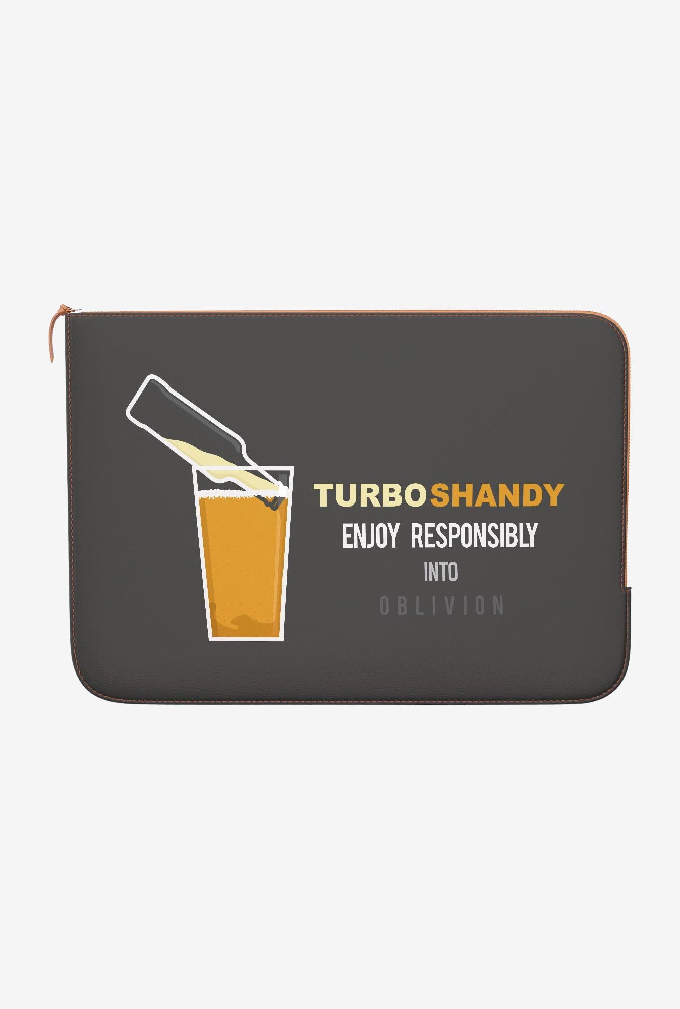 DailyObjects Shandy MacBook Pro 15 Zippered Sleeve