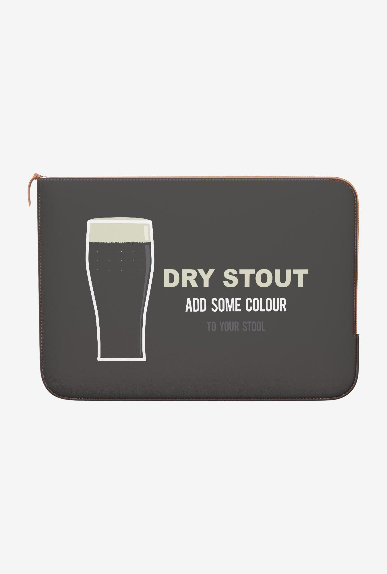 DailyObjects Stout MacBook Air 11 Zippered Sleeve