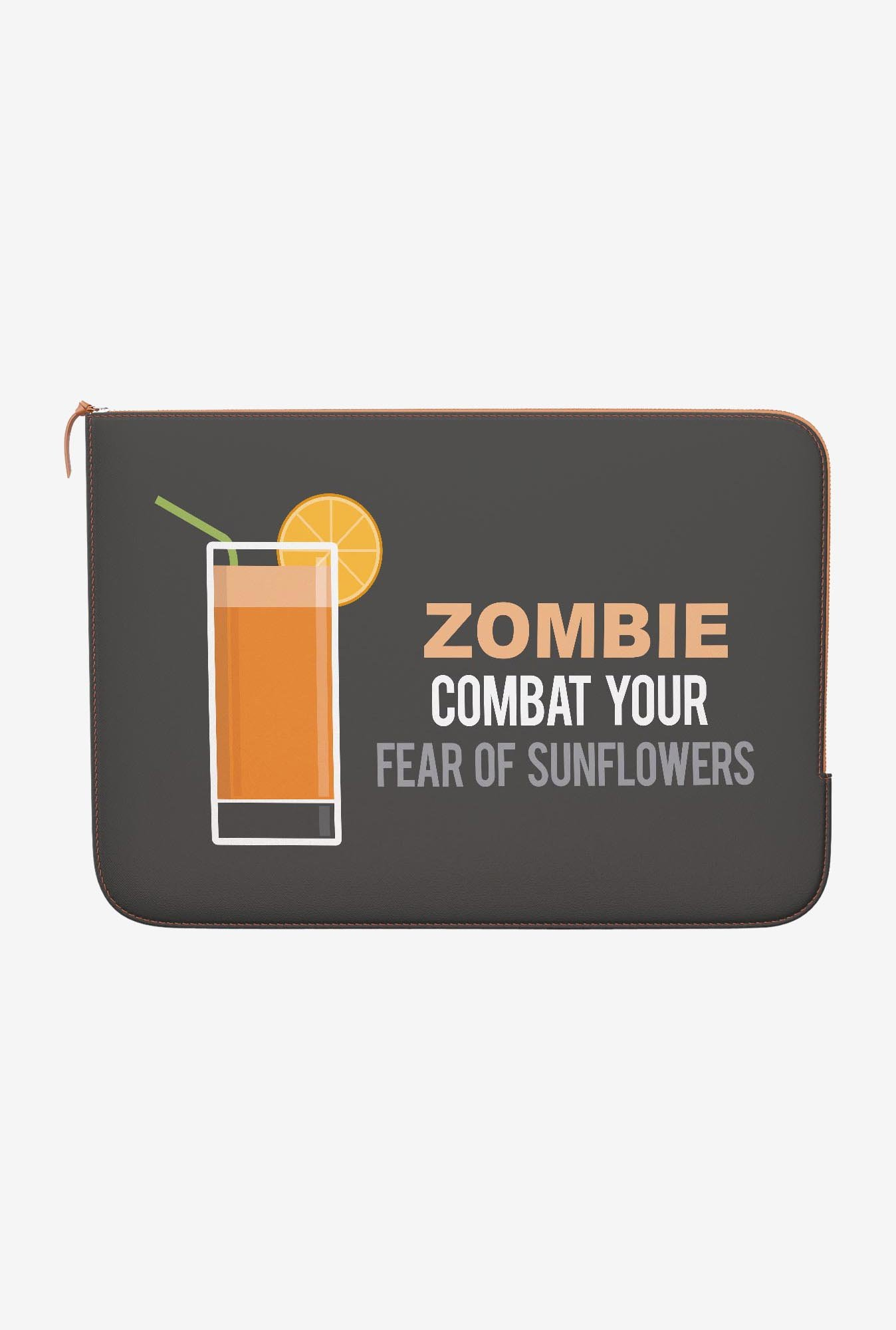 DailyObjects Zombie MacBook Pro 15 Zippered Sleeve