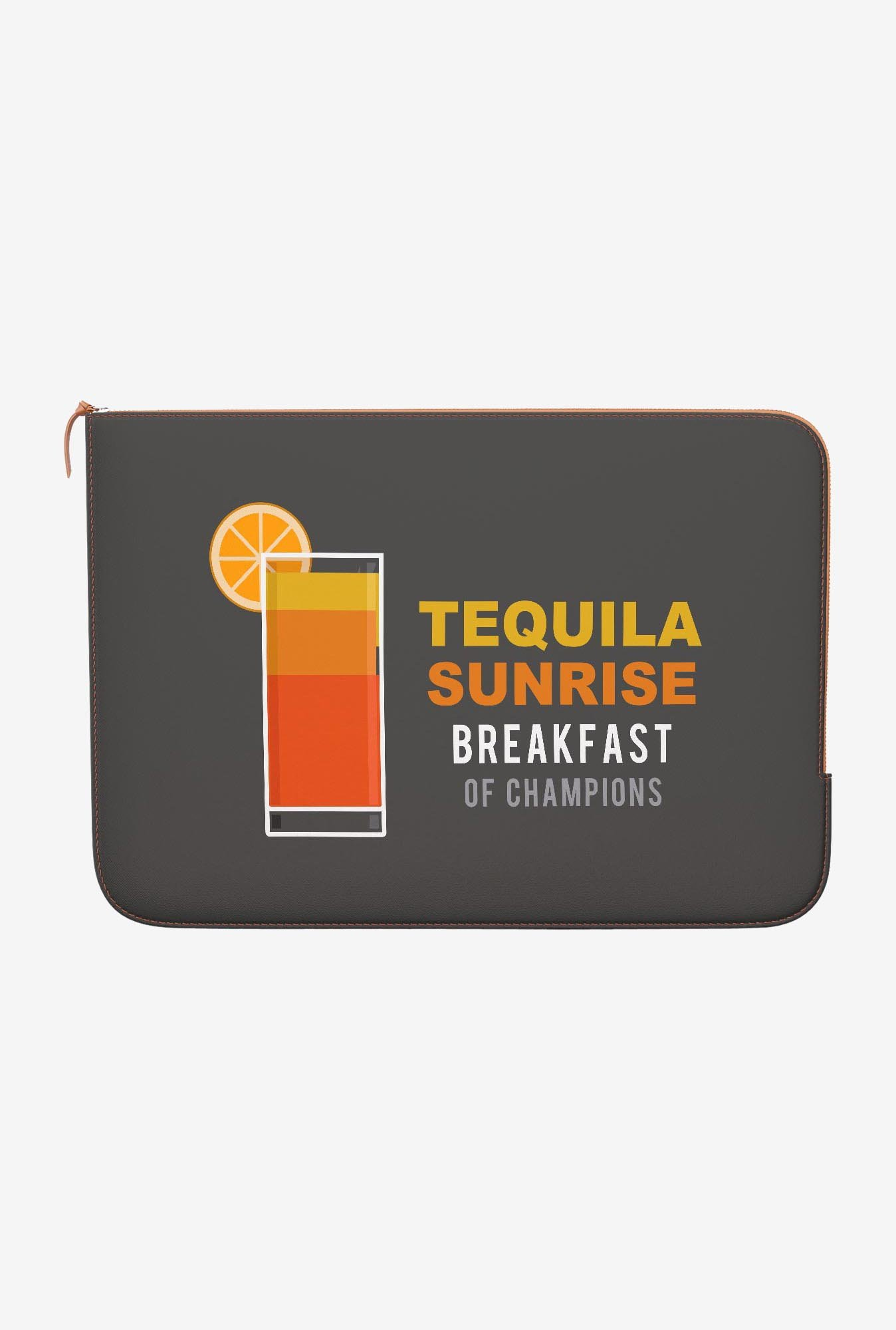 DailyObjects Sunrise MacBook 12 Zippered Sleeve