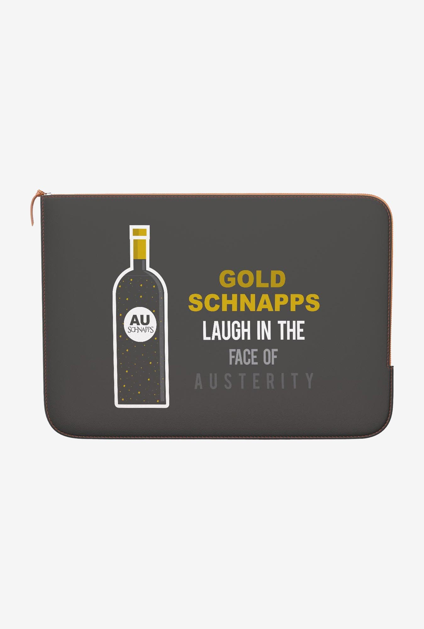 DailyObjects Schnapps MacBook 12 Zippered Sleeve