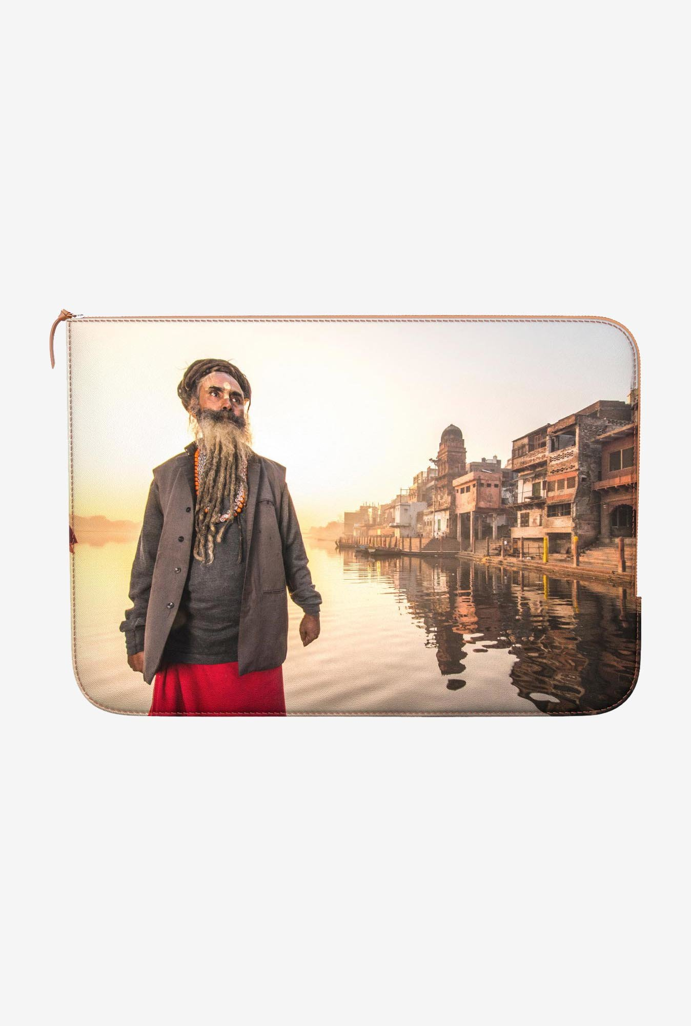 DailyObjects Sunrise on Water MacBook Pro 15 Zippered Sleeve