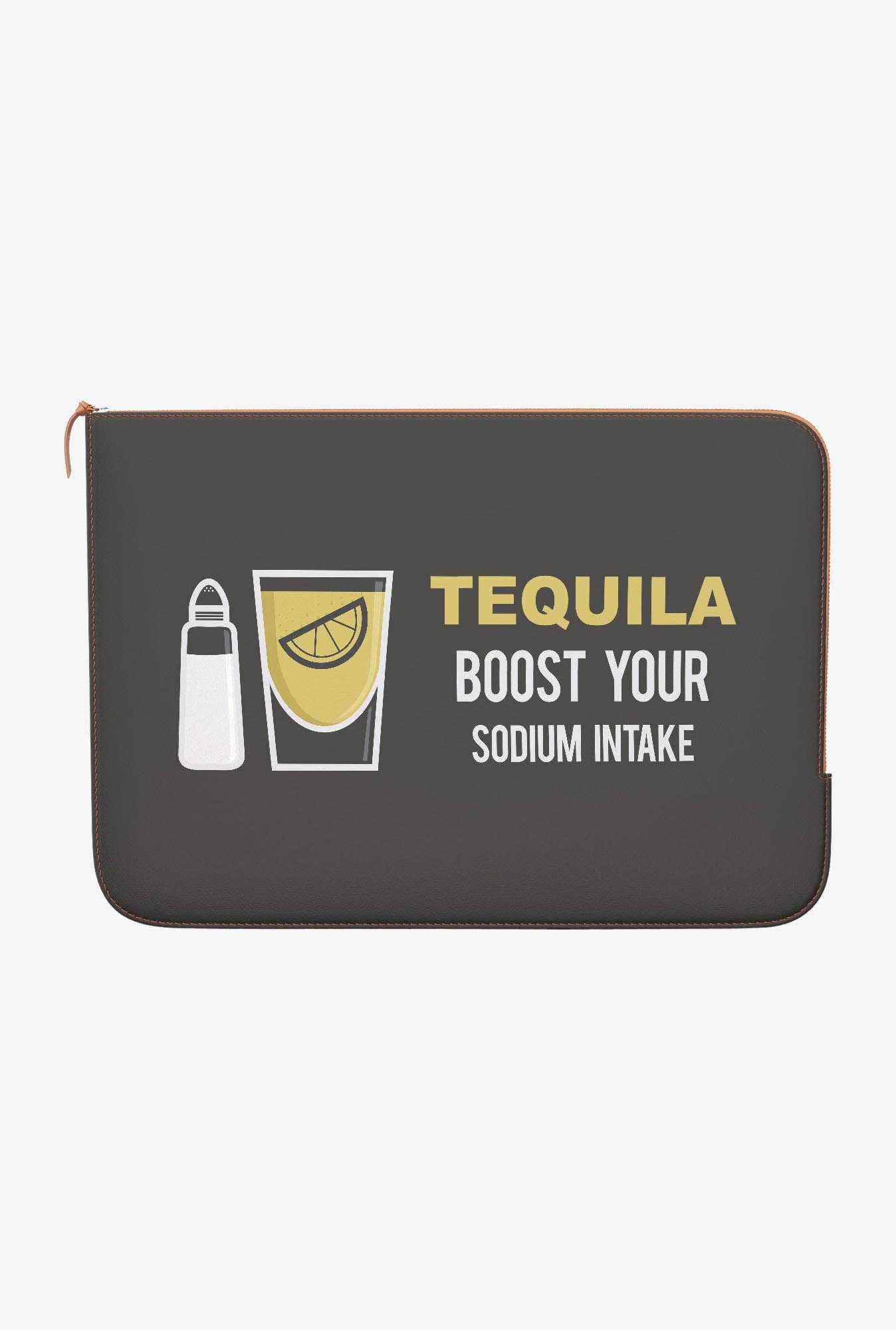 DailyObjects Tequila MacBook 12 Zippered Sleeve