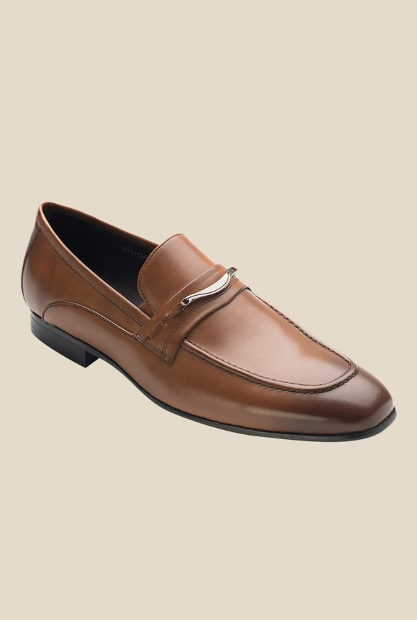 Tresmode Bedesign Tan Casual Shoes
