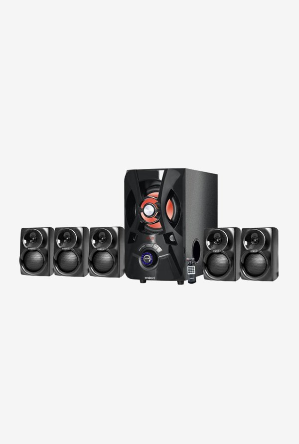 Envent DeeJay Blaze Multimedia 5.1speaker with 50W(RMS)Black