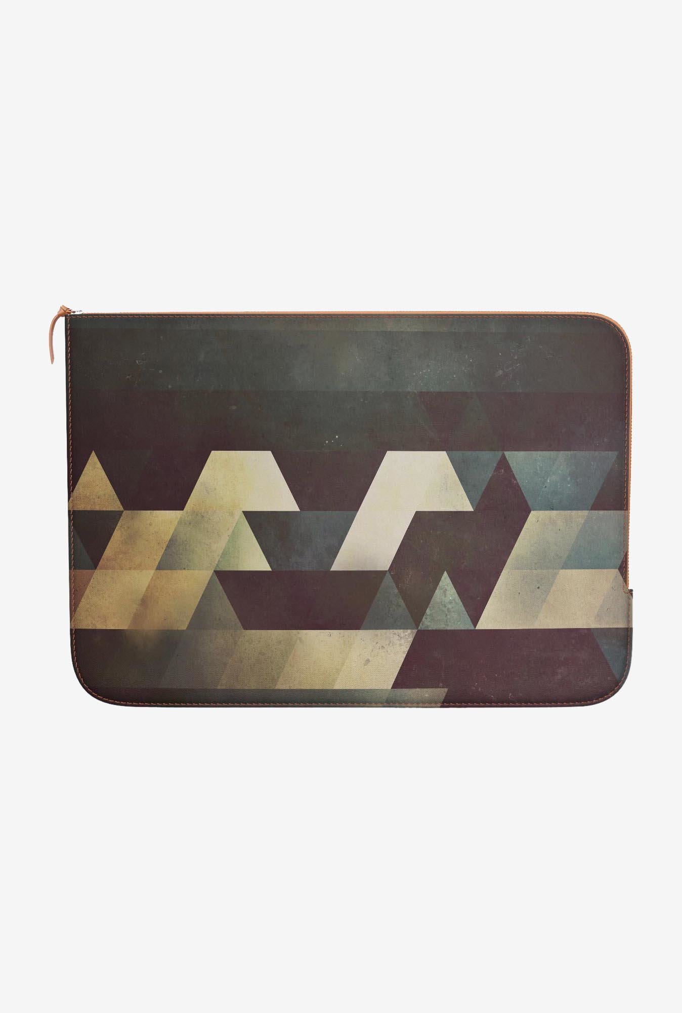 "DailyObjects Sylf Myyd Hrxtl Macbook Air 13"" Zippered Sleeve"