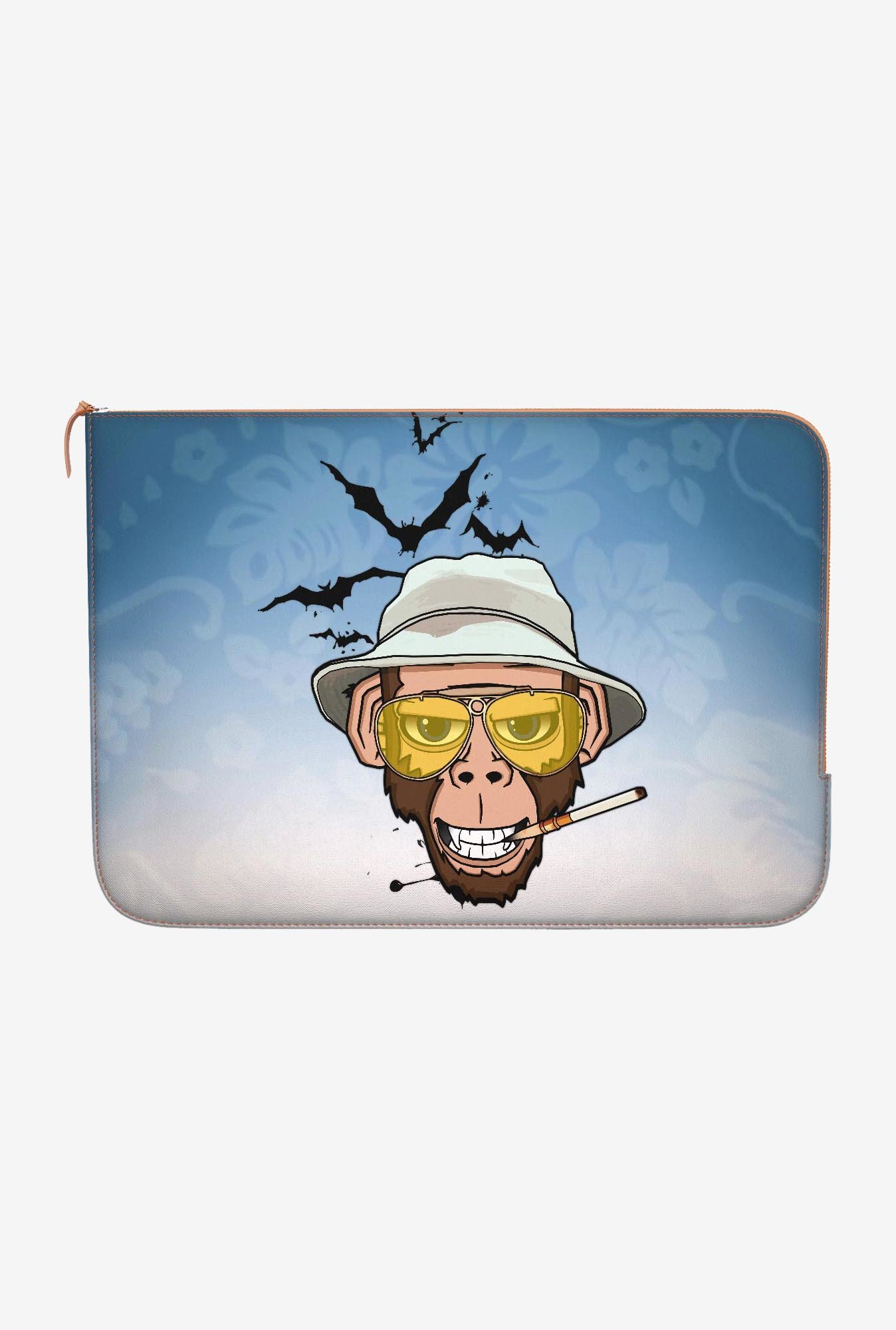 DailyObjects Monkey Las Vegas Macbook Air 13 Zippered Sleeve