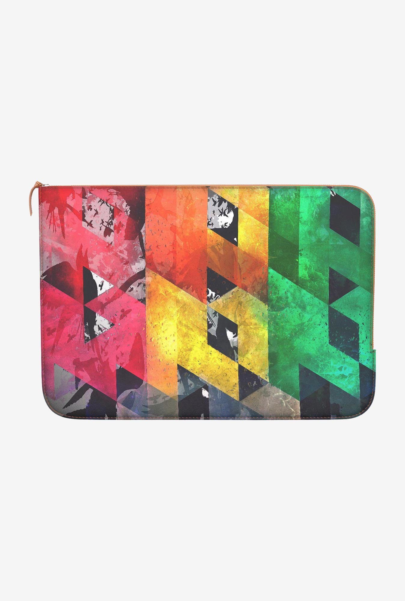 "DailyObjects Mygryyt Hrxtl Macbook Pro 15"" Zippered Sleeve"