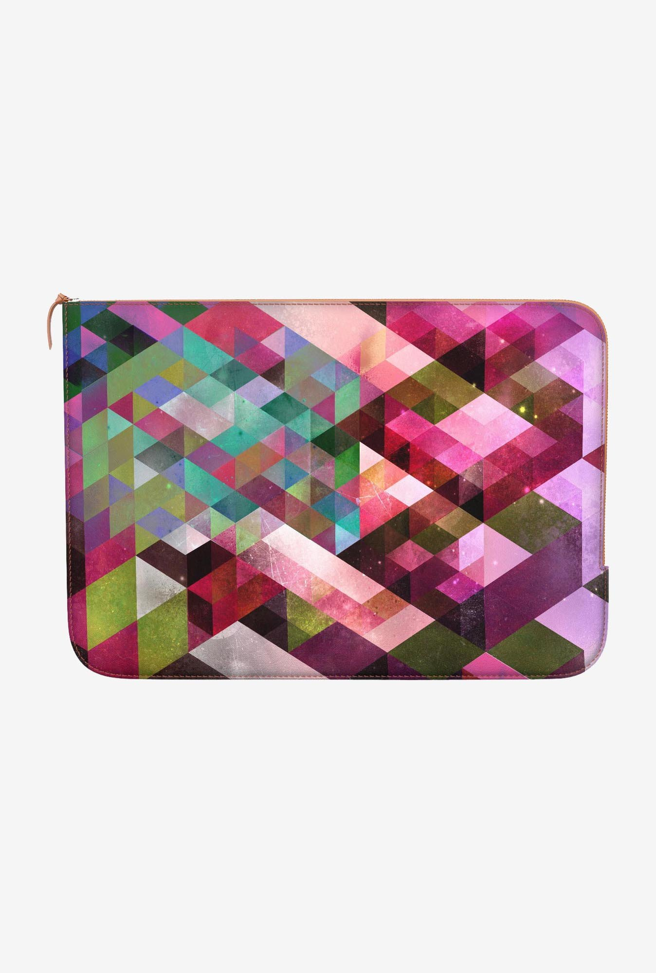 "DailyObjects Myshmysh Hrxtl Macbook Pro 15"" Zippered Sleeve"