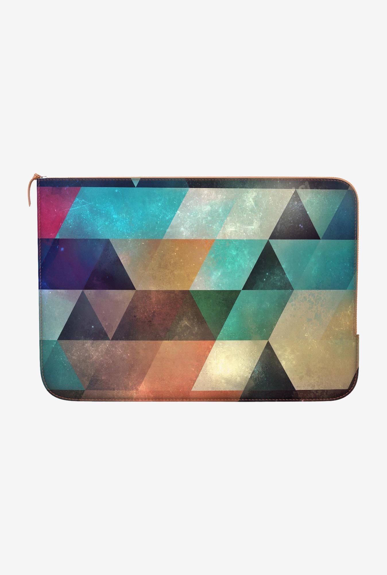 "DailyObjects Syy Pyy Syy Macbook Pro 13"" Zippered Sleeve"