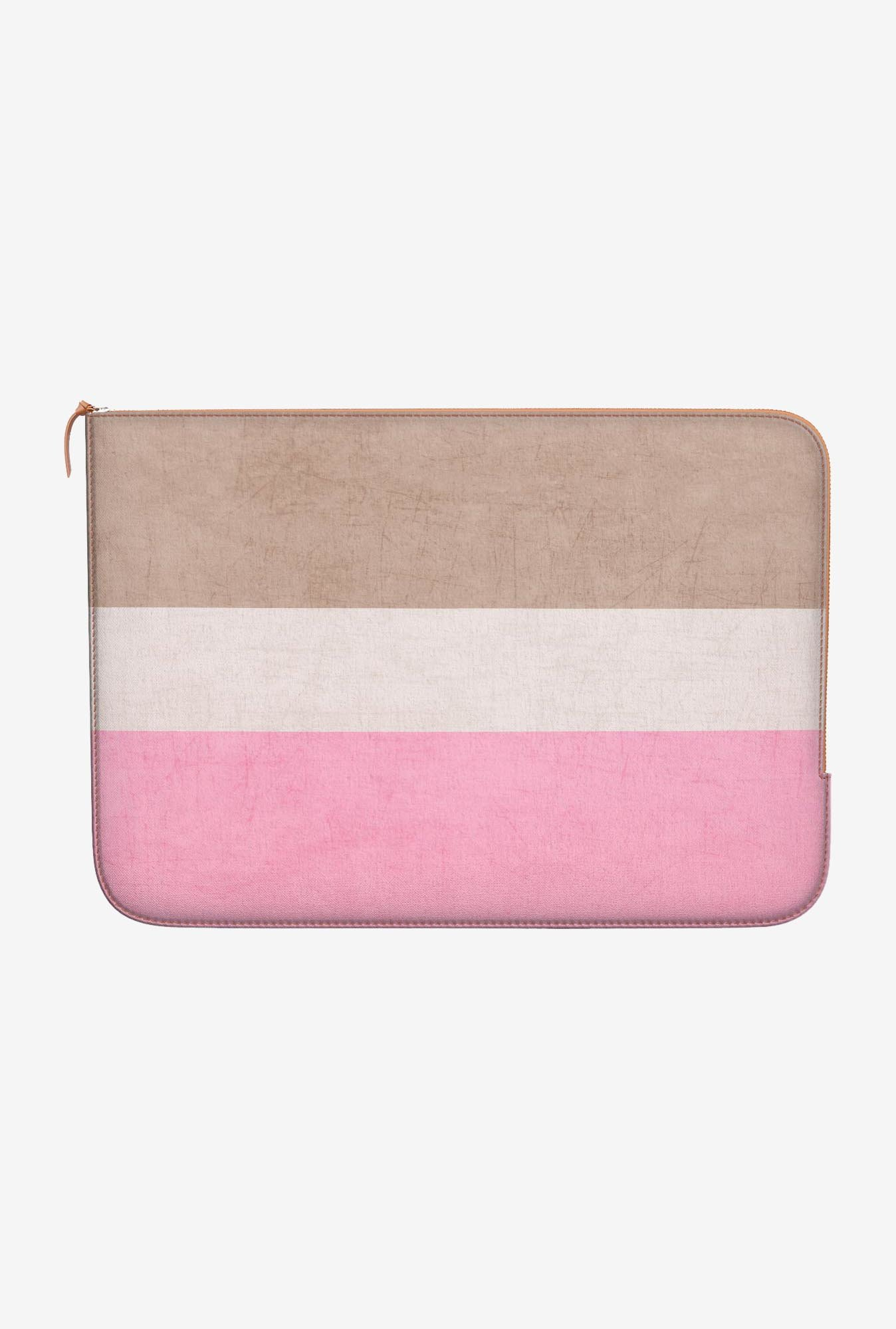 "DailyObjects Neapolitan Macbook Pro 15"" Zippered Sleeve"