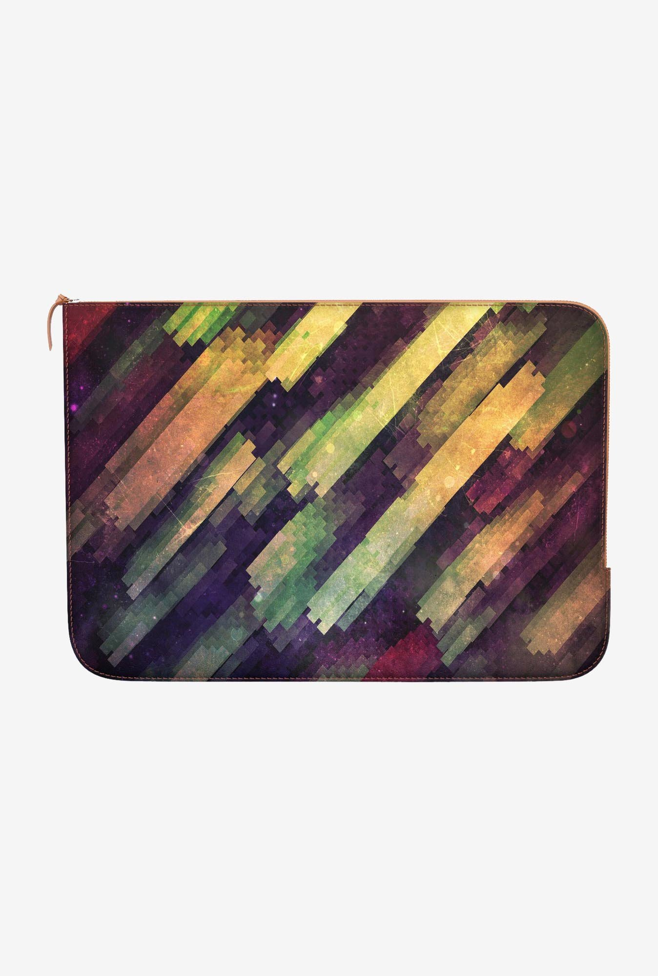 "DailyObjects Mytyyr Shwwr Macbook Air 11"" Zippered Sleeve"