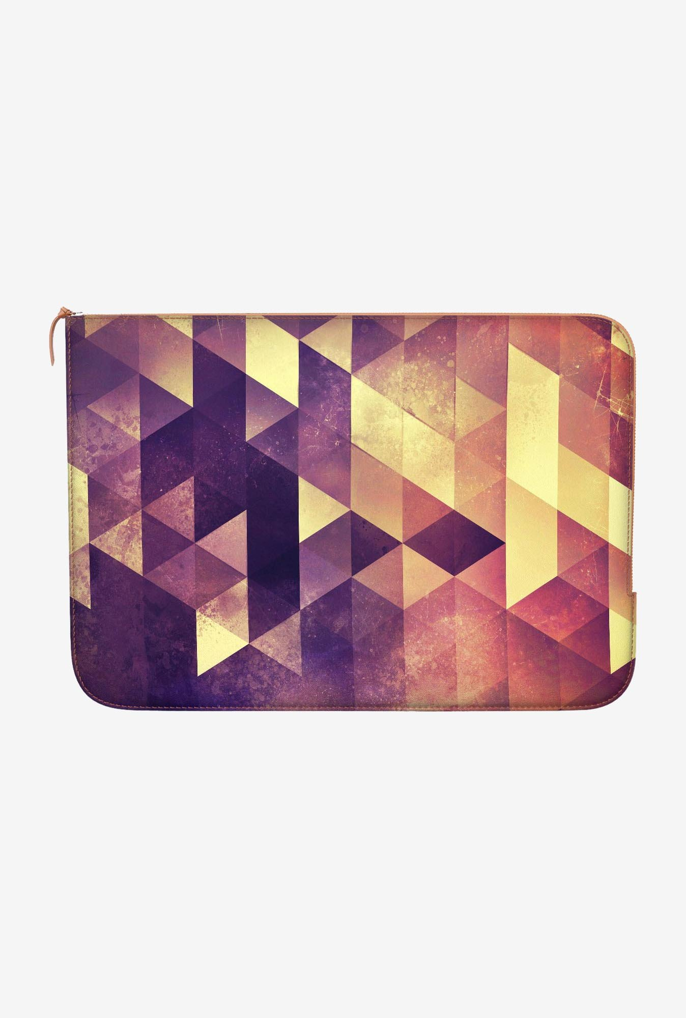 "DailyObjects Myyk Lyyv Macbook Air 11"" Zippered Sleeve"
