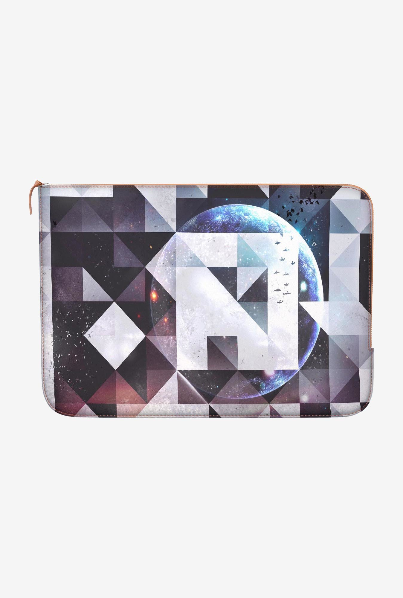 "DailyObjects Orbytyl Hrxtl Macbook Air 11"" Zippered Sleeve"