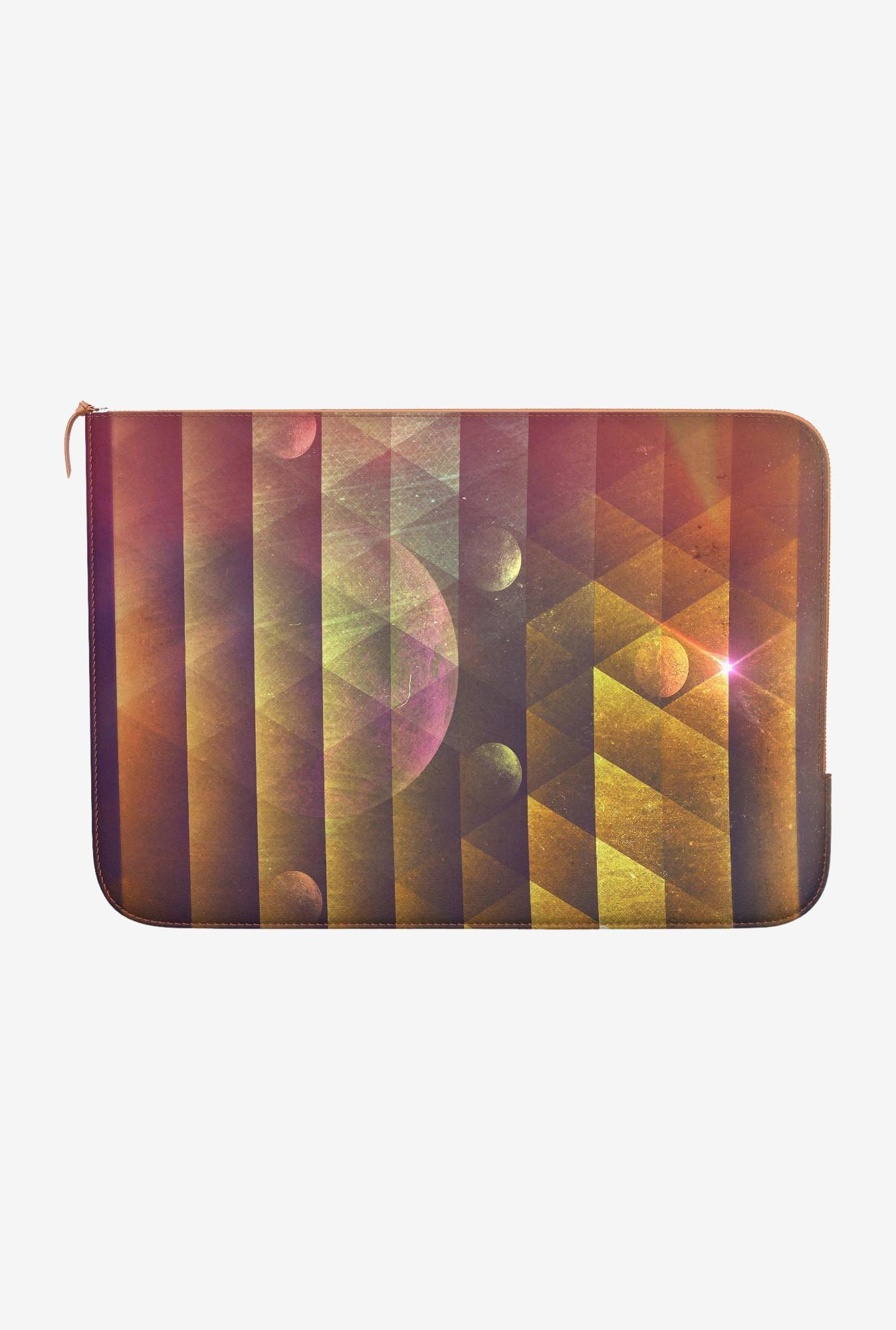 DailyObjects Pyncyl Myx Hrxtl Macbook Pro 15 Zippered Sleeve