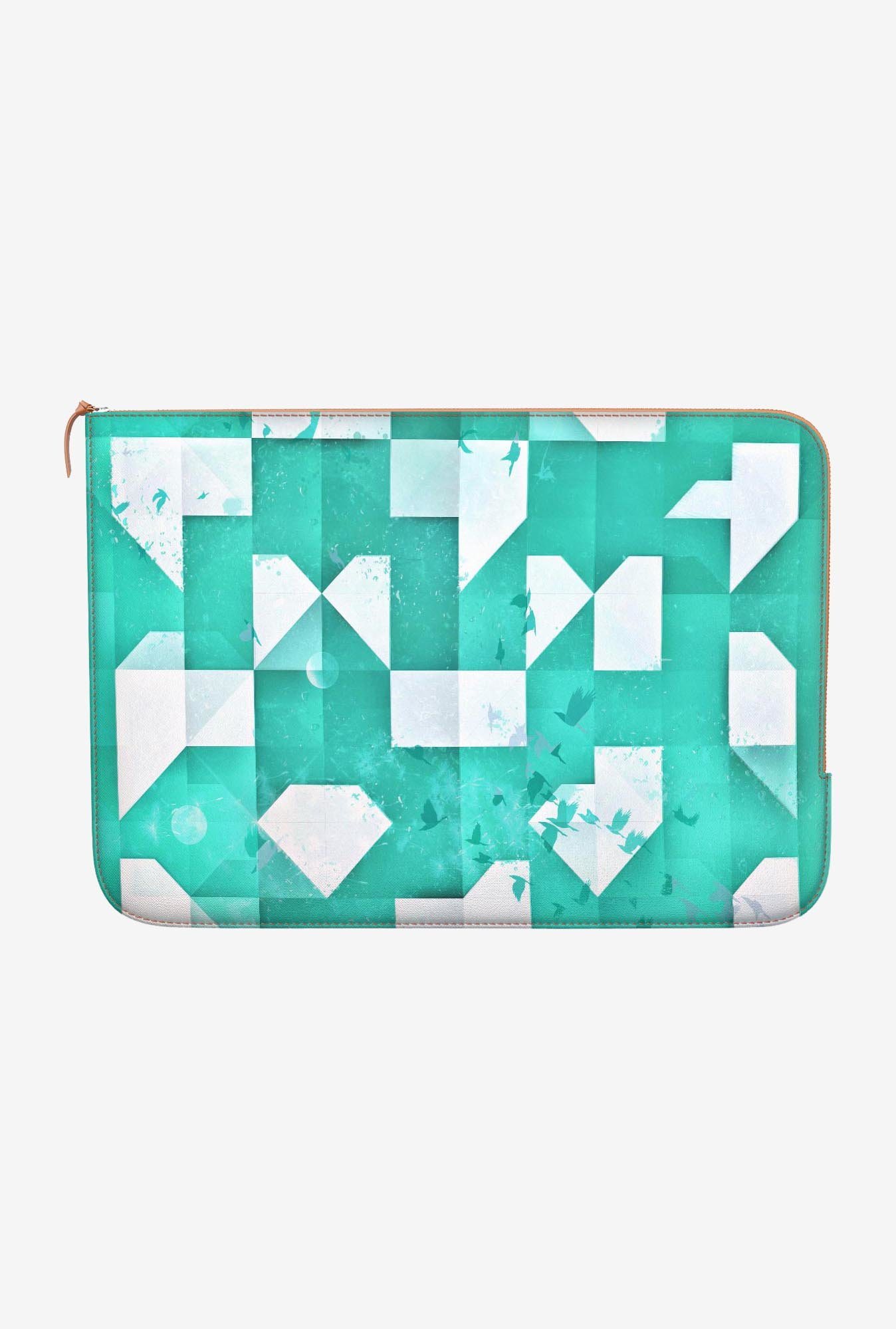 "DailyObjects Pypyr Glyczyr Macbook Pro 13"" Zippered Sleeve"