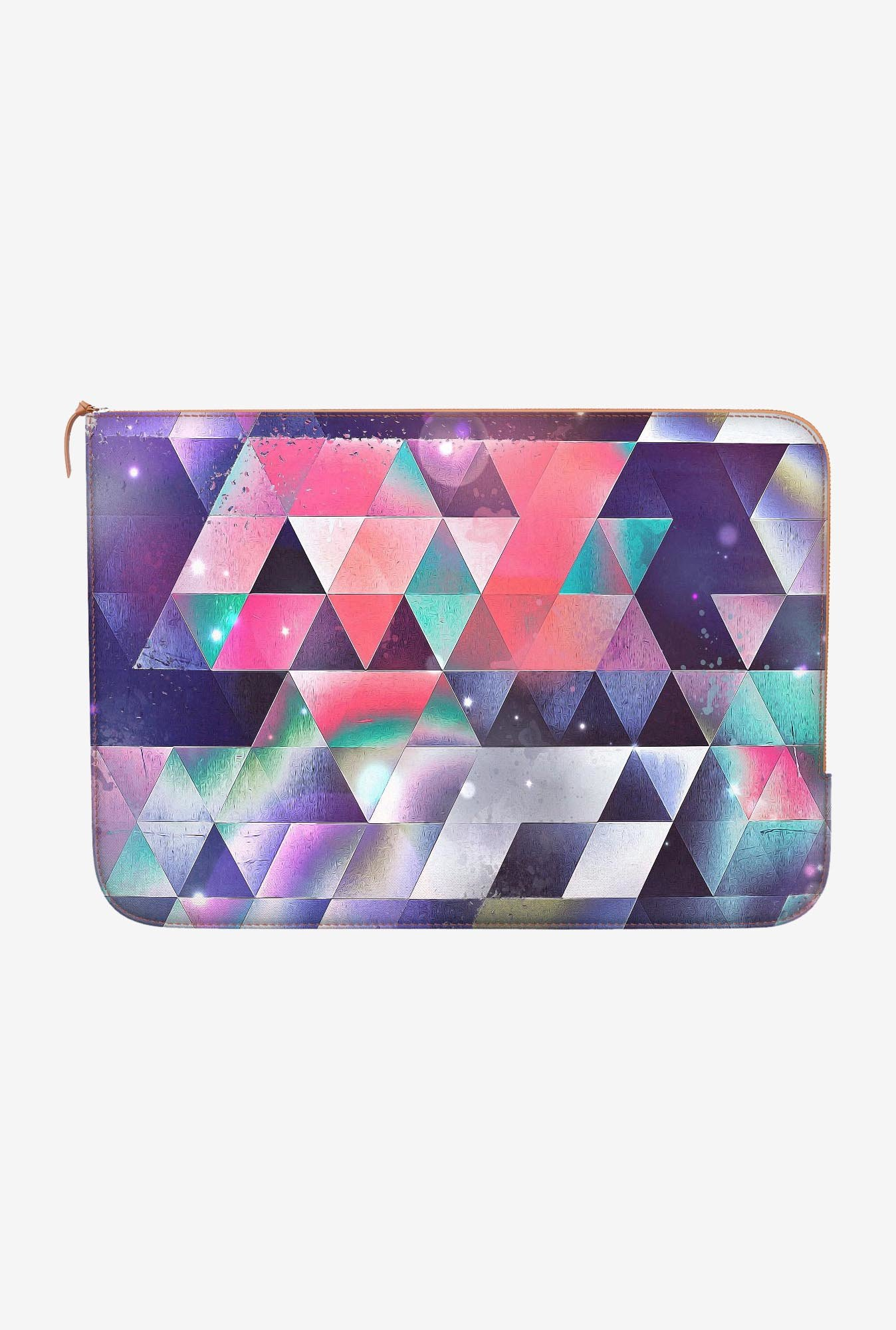 "DailyObjects Rycyptyr Macbook Pro 15"" Zippered Sleeve"