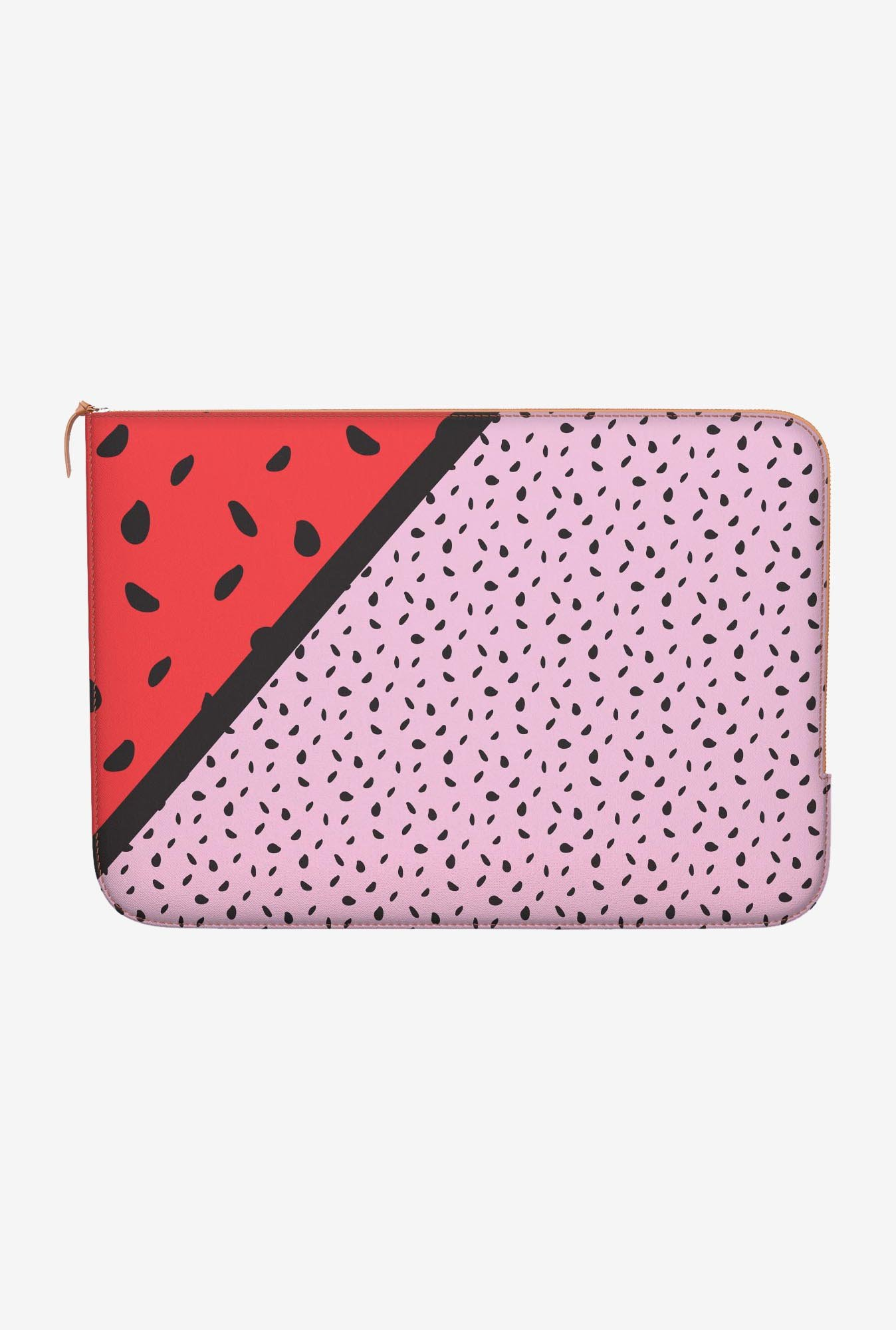 "DailyObjects Spotted Pips Macbook 12"" Zippered Sleeve"
