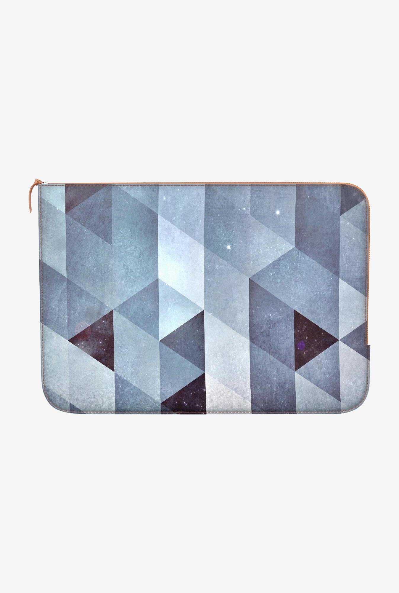 "DailyObjects Snww Macbook Air 13"" Zippered Sleeve"