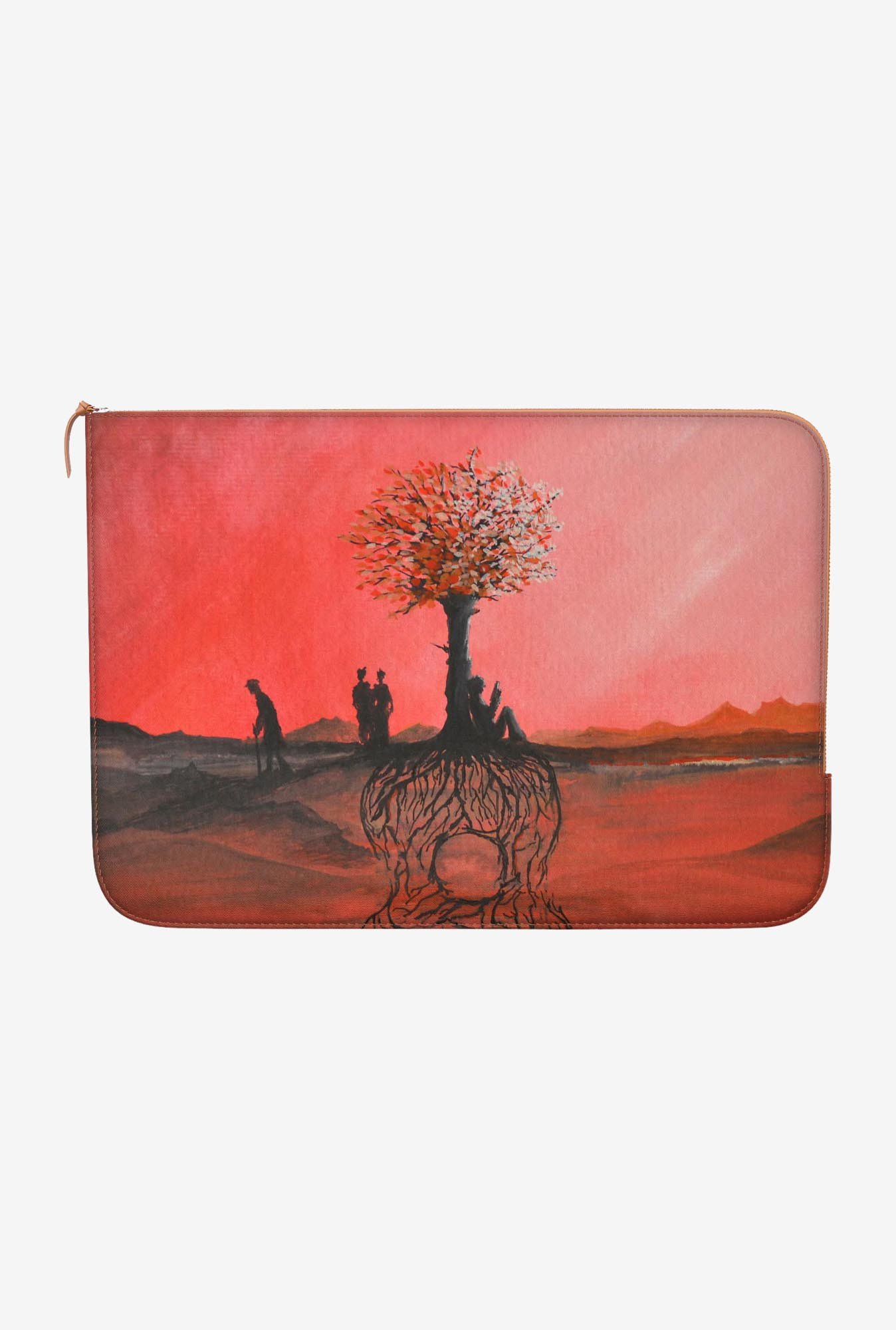 "DailyObjects Songs From Tree Macbook 12"" Zippered Sleeve"
