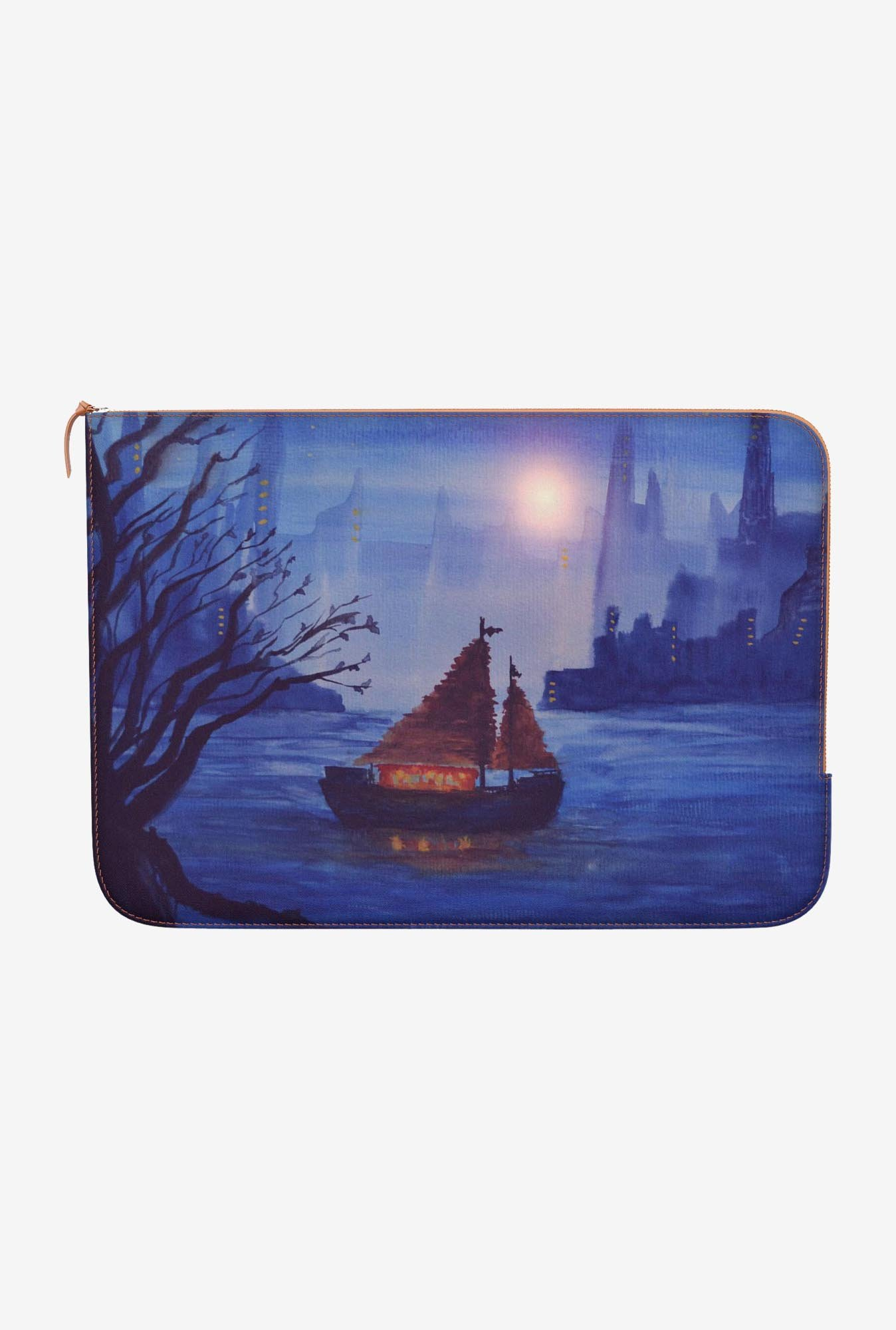 DailyObjects Songs Of The Sea Macbook Pro 13 Zippered Sleeve