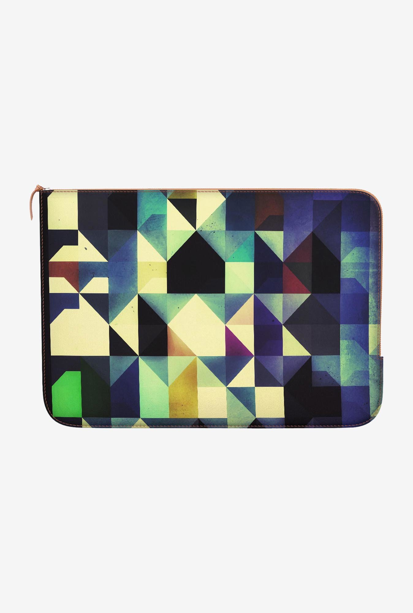 "DailyObjects No Rylyf Macbook Air 11"" Zippered Sleeve"