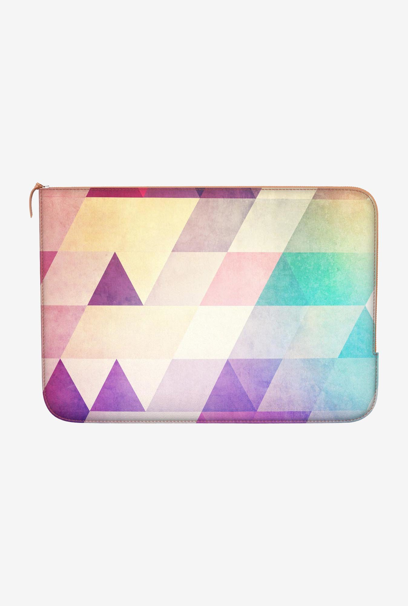 "DailyObjects Nwws Macbook Pro 15"" Zippered Sleeve"
