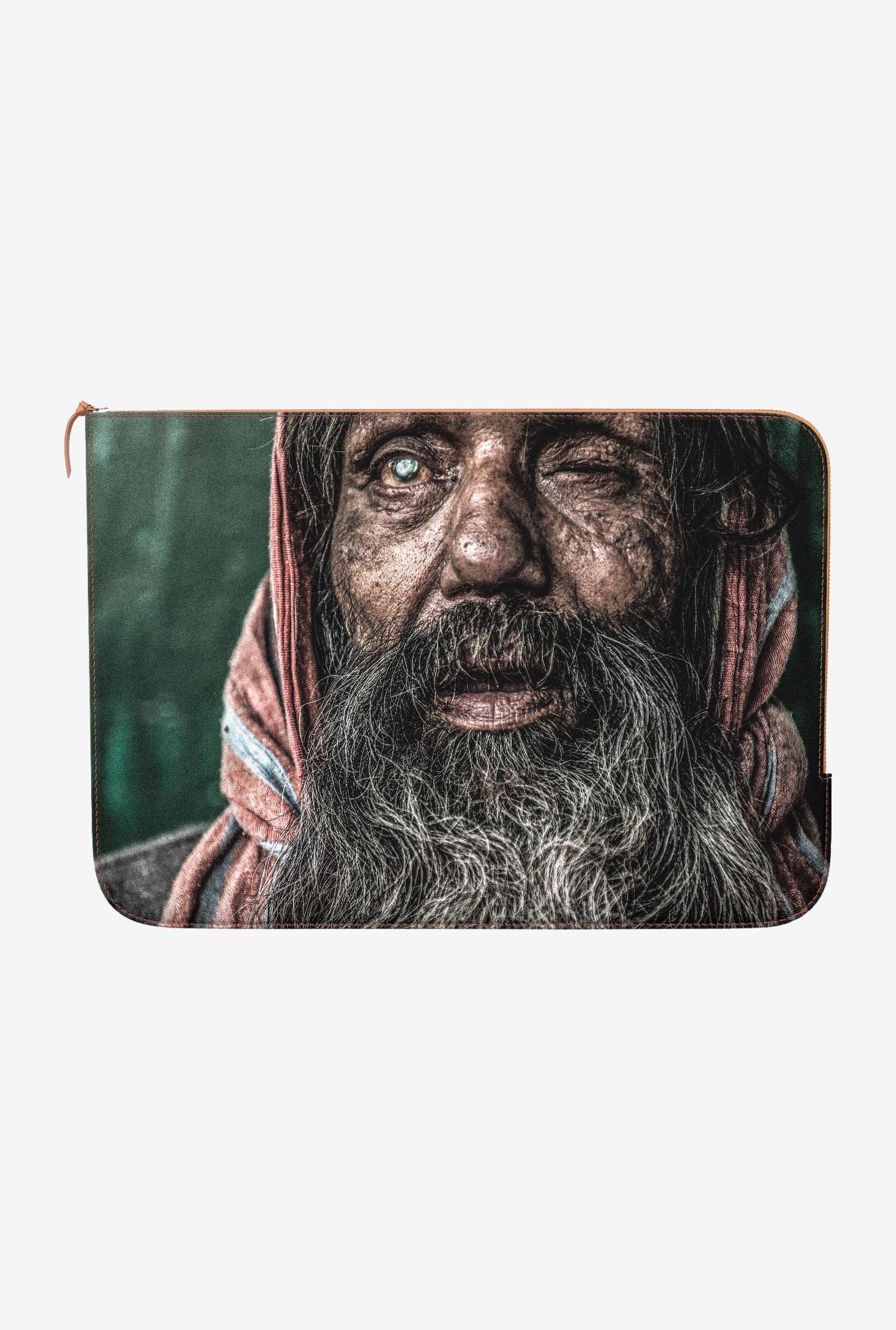DailyObjects One Eyed Dreamer Macbook Air 11 Zippered Sleeve