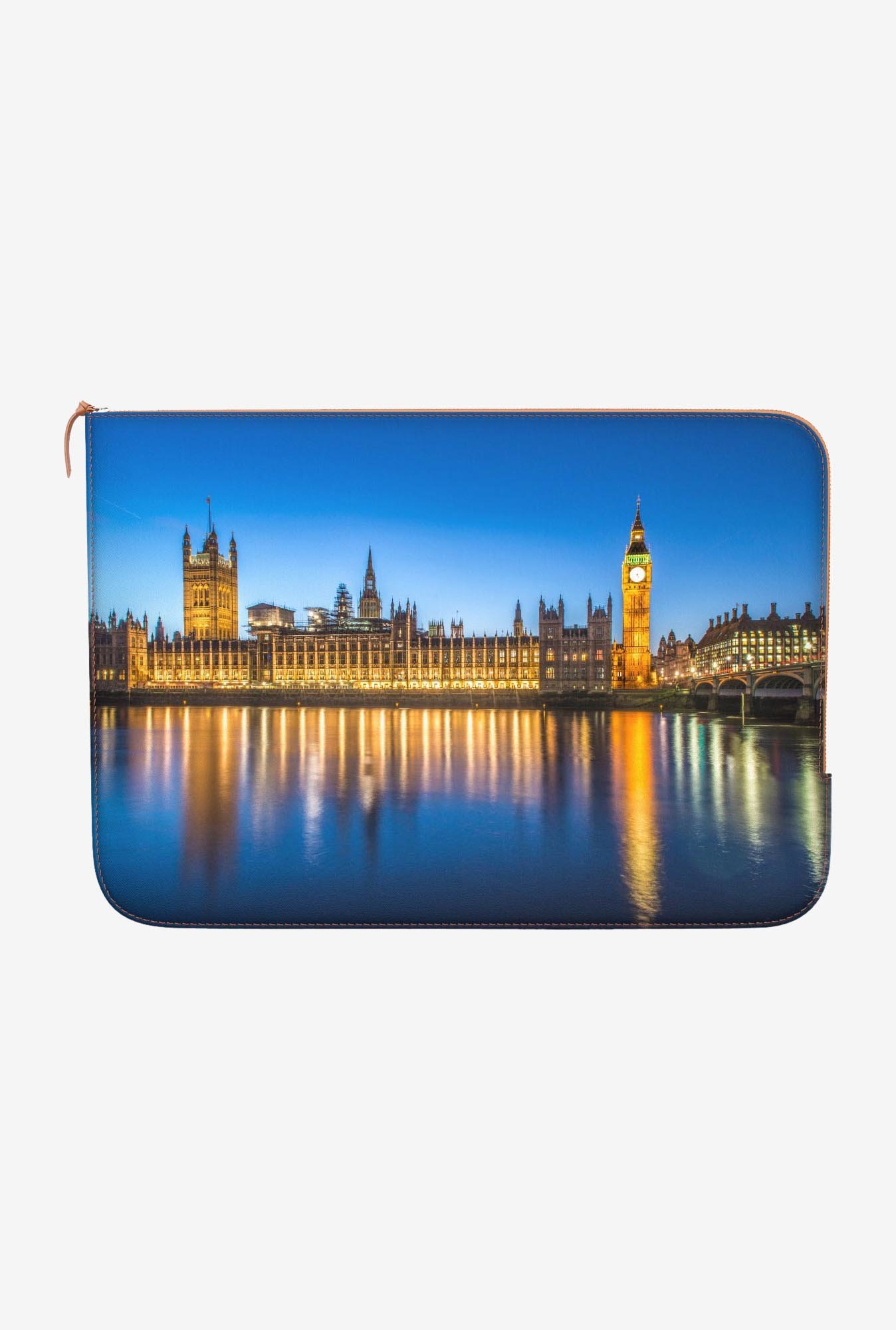 "DailyObjects Palace Macbook Pro 13"" Zippered Sleeve"