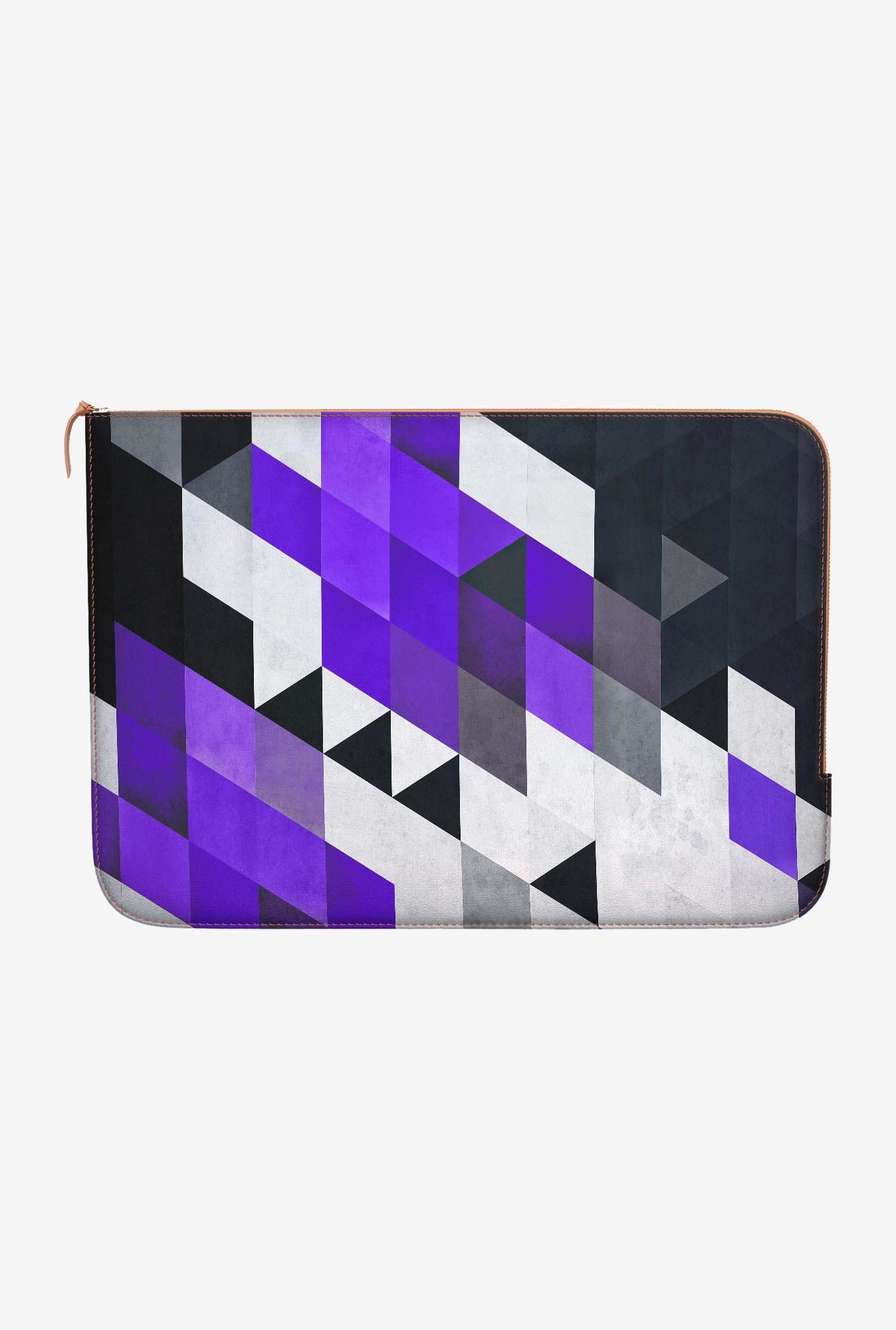 "DailyObjects Purpz Macbook Pro 13"" Zippered Sleeve"
