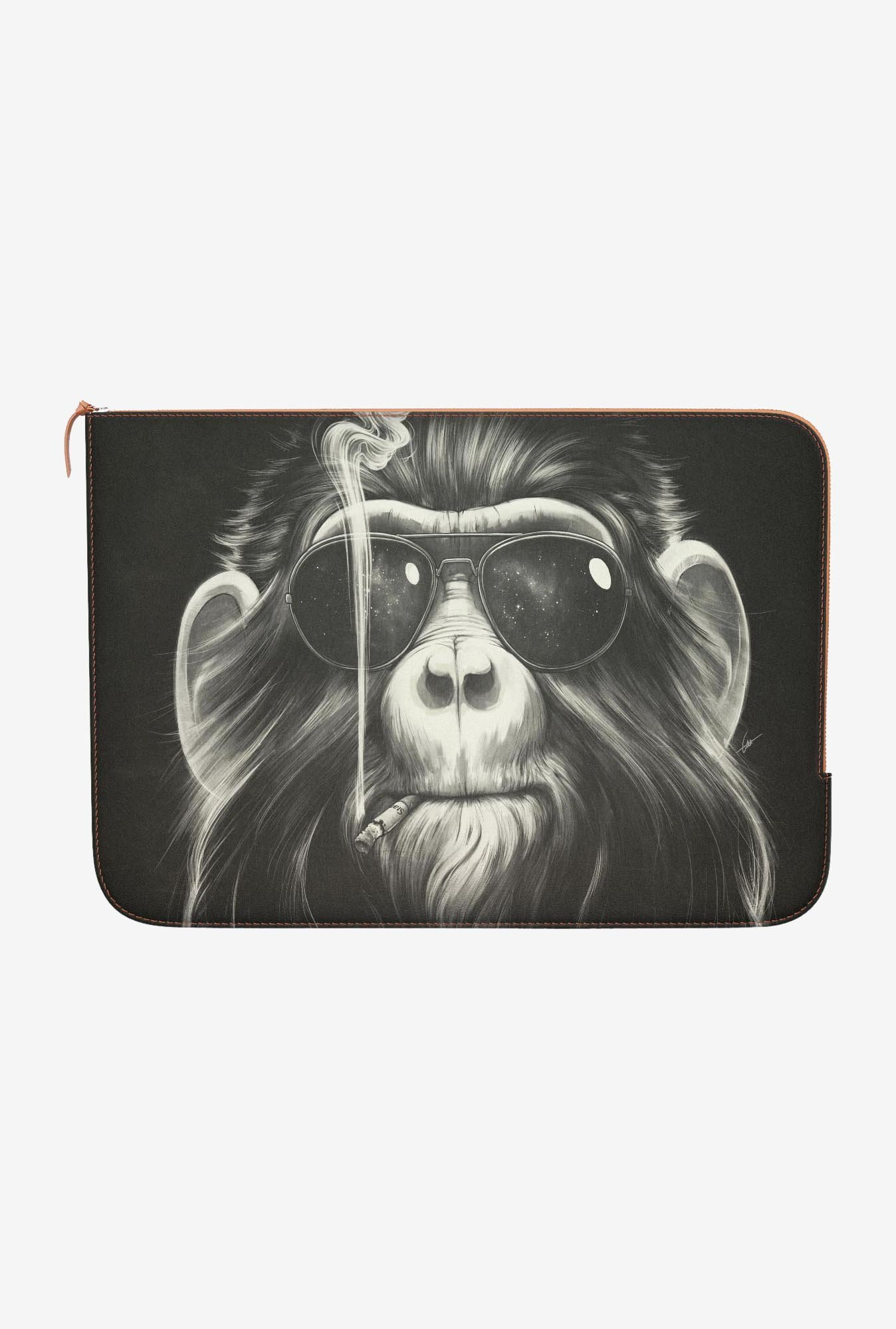 "DailyObjects Smoke Em Macbook Air 13"" Zippered Sleeve"