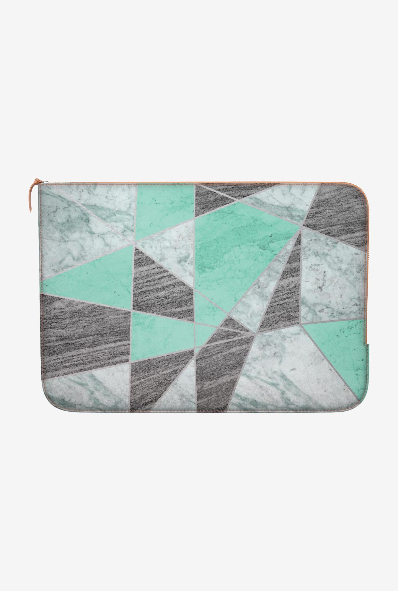 "DailyObjects Marble Lines Macbook Pro 13"" Zippered Sleeve"