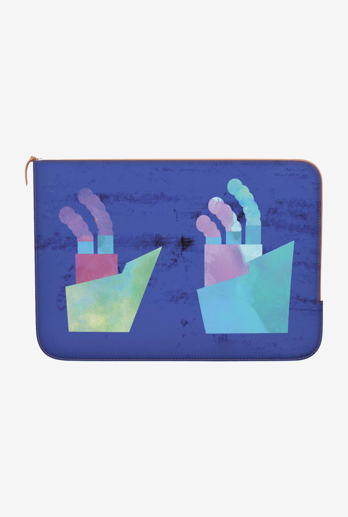 "DailyObjects Ships Macbook Air 13"" Zippered Sleeve"