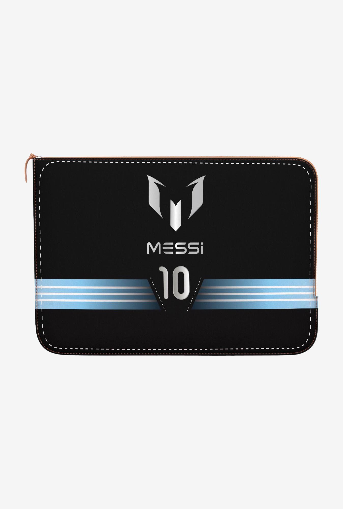 "DailyObjects Messi Stripe Macbook Pro 13"" Zippered Sleeve"