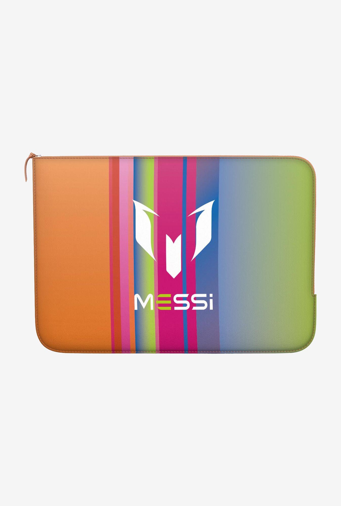 "DailyObjects Messi Rainbow Macbook Air 11"" Zippered Sleeve"