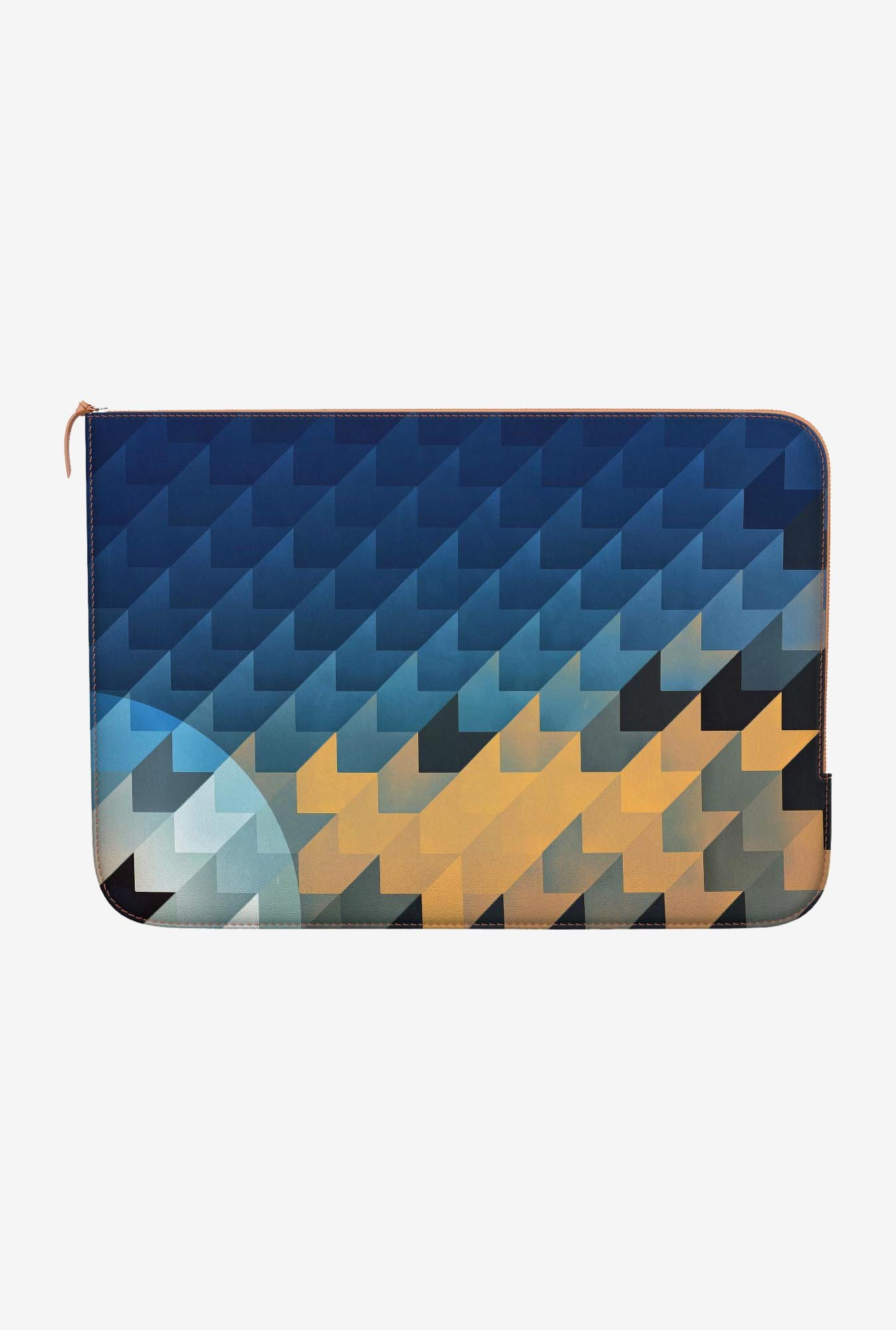 "DailyObjects Shwwt Dwwn Macbook Pro 15"" Zippered Sleeve"