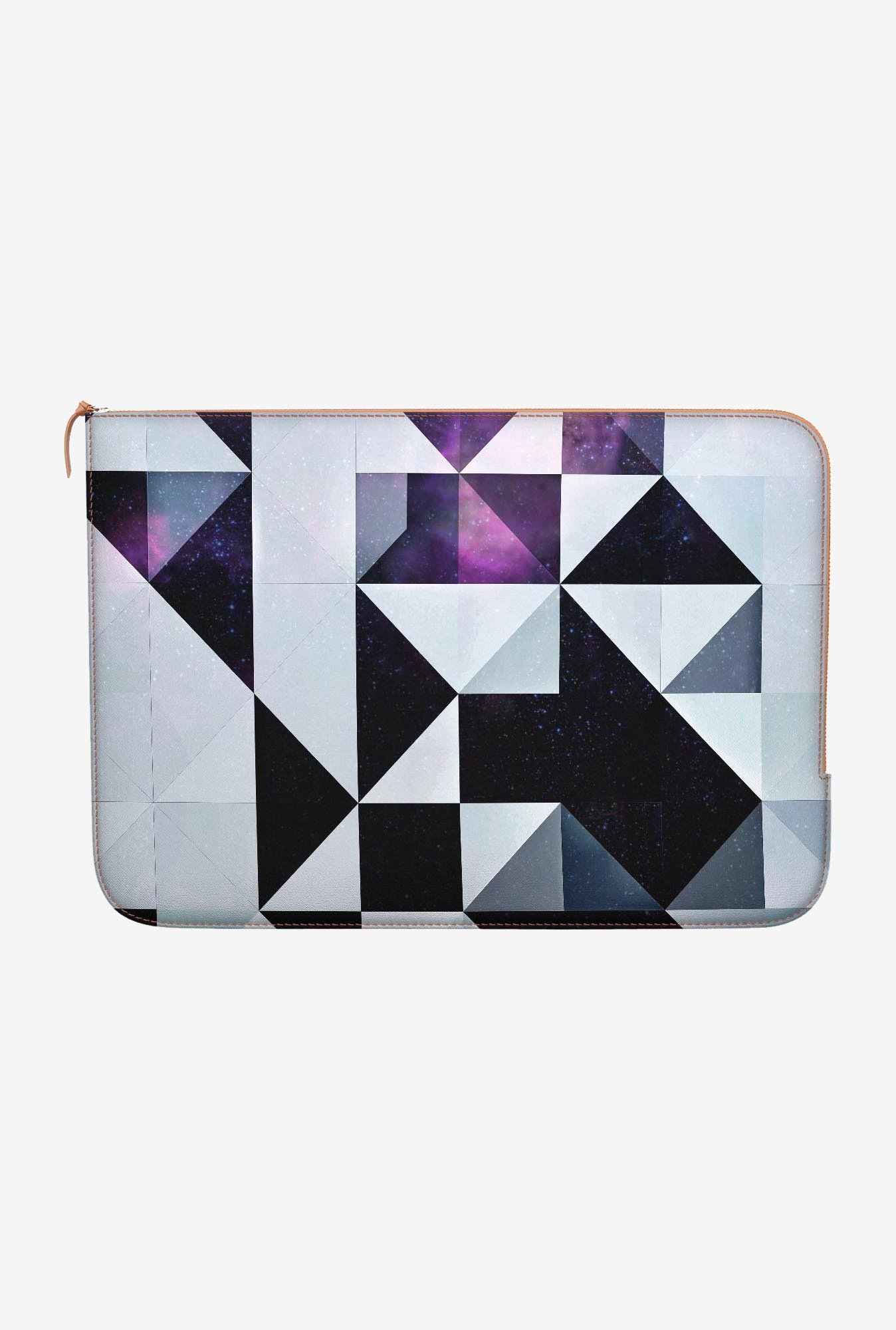 "DailyObjects Qyxt Hrxtl Macbook Air 13"" Zippered Sleeve"