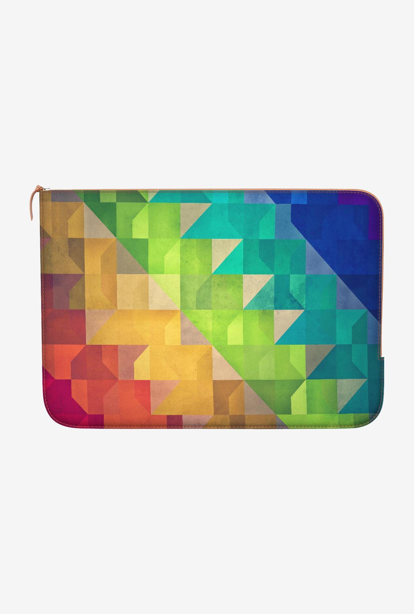 "DailyObjects Ryynbww Byle Macbook Pro 15"" Zippered Sleeve"